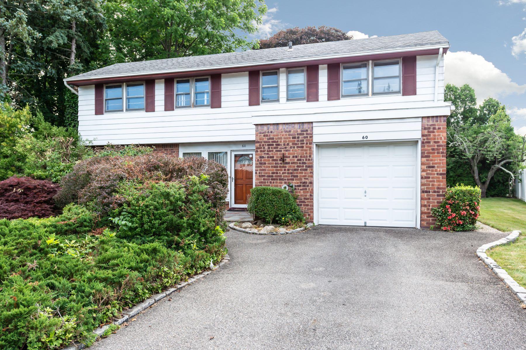Single Family Homes 為 出售 在 60 Keswick Lane, Plainview, Ny, 11803 Plainview, 纽约 11803 美國