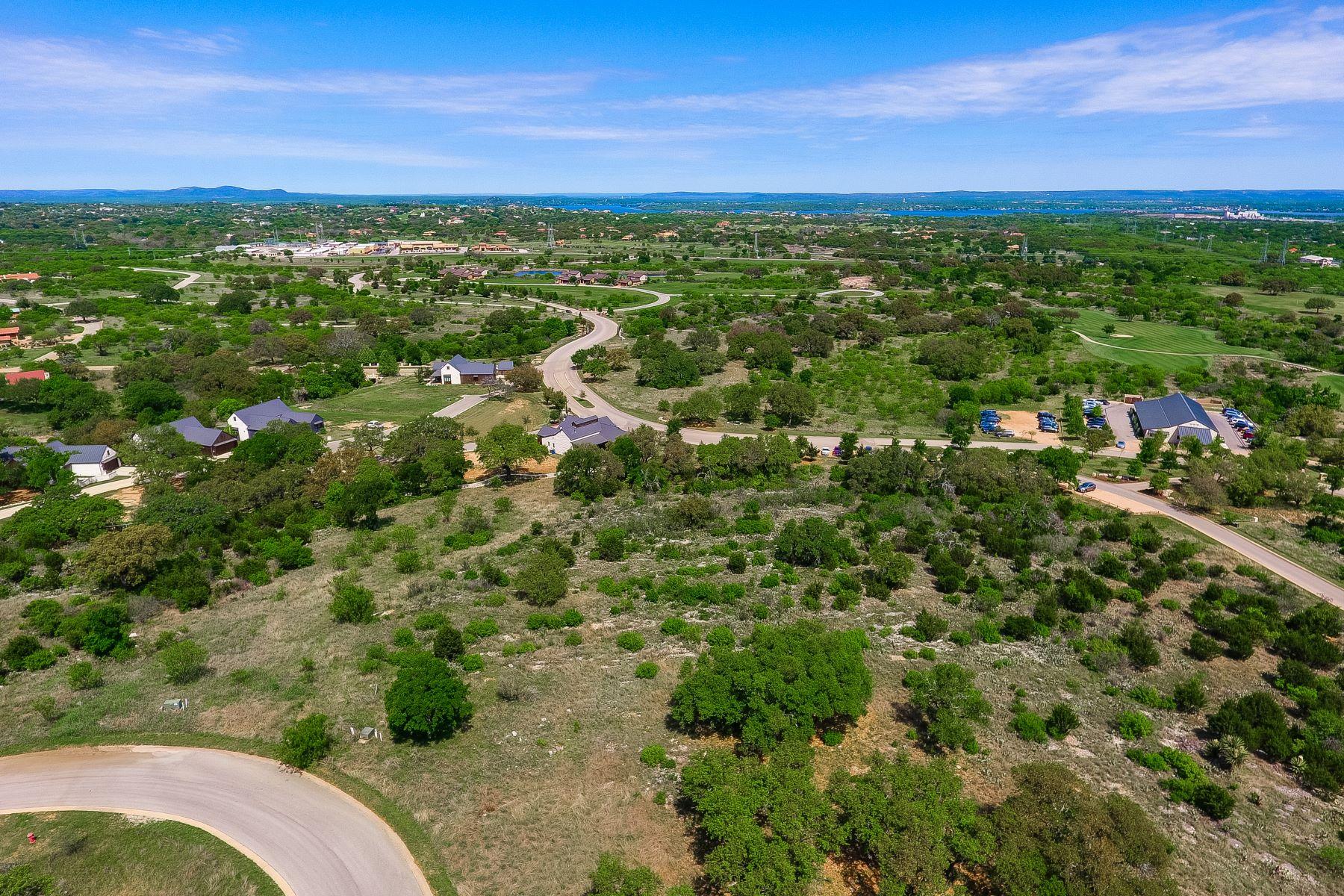 Land für Verkauf beim Beautiful Lot on the Northernmost Point of Summit Rock Lot 17 Blazing Star, Horseshoe Bay, Texas 78657 Vereinigte Staaten