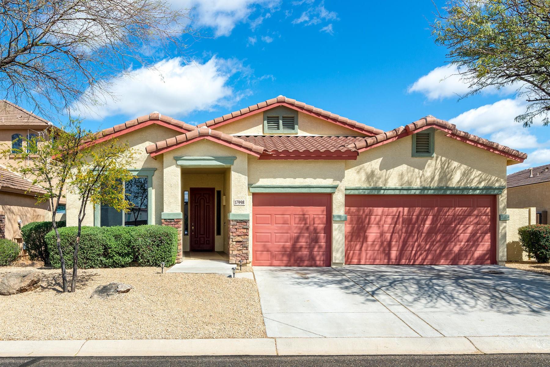 Single Family Homes για την Πώληση στο Entrada Del Oro 17998 E PASEO DEL CANTO, Gold Canyon, Αριζονα 85118 Ηνωμένες Πολιτείες