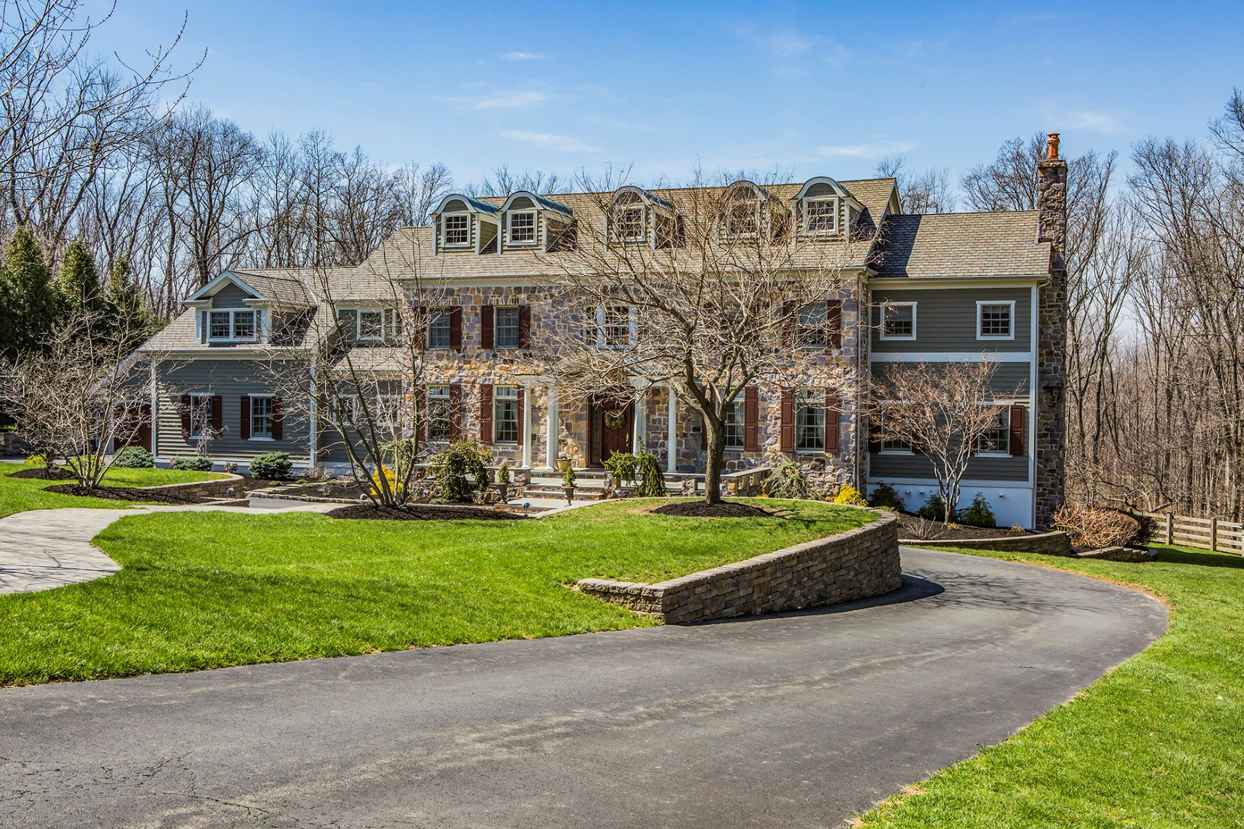 Additional photo for property listing at Elegant Design And The Finest Craftsmanship 6 Stout Road, Princeton, New Jersey 08540 United States
