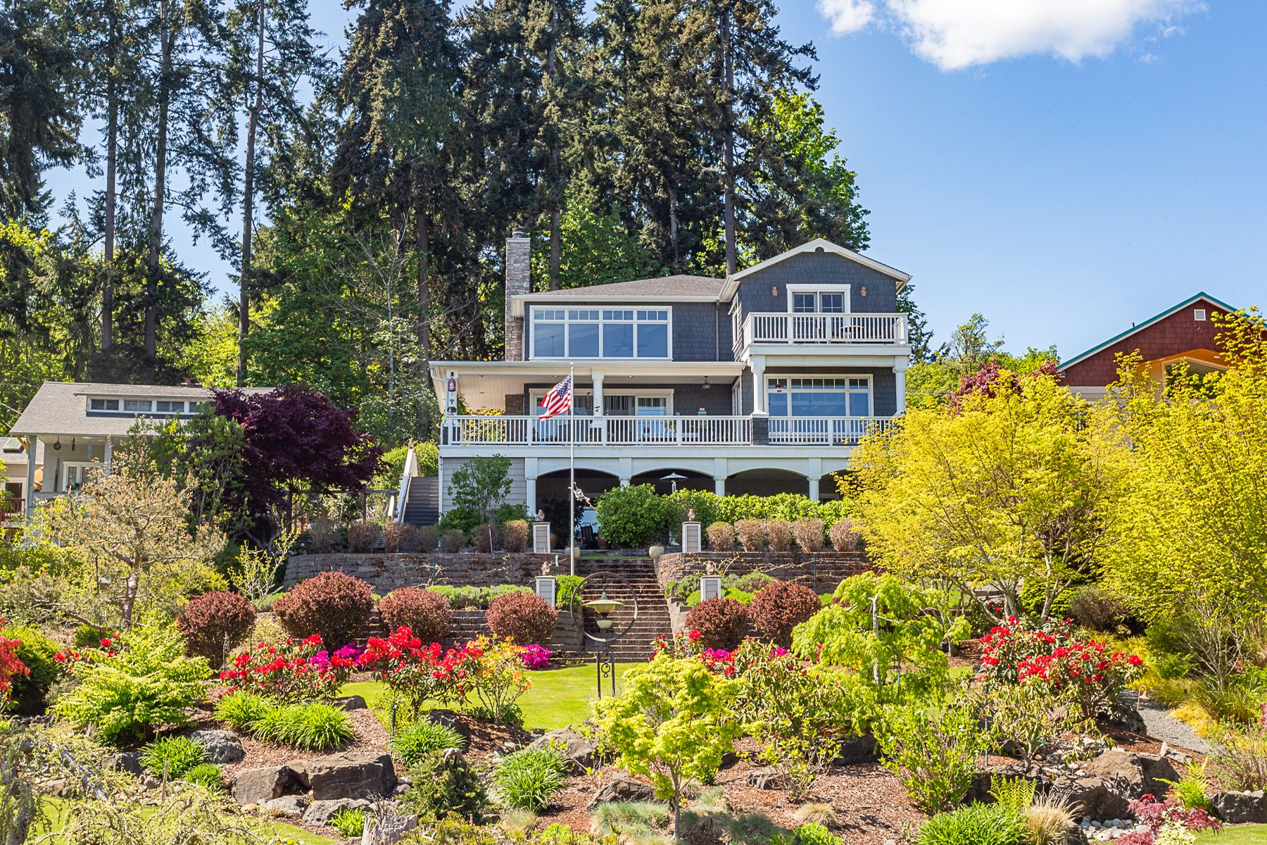 Single Family Homes for Sale at 4972 Illahee Road NE, Illahee, WA 98311 4972 Illahee Road NE Bremerton, Washington 98311 United States