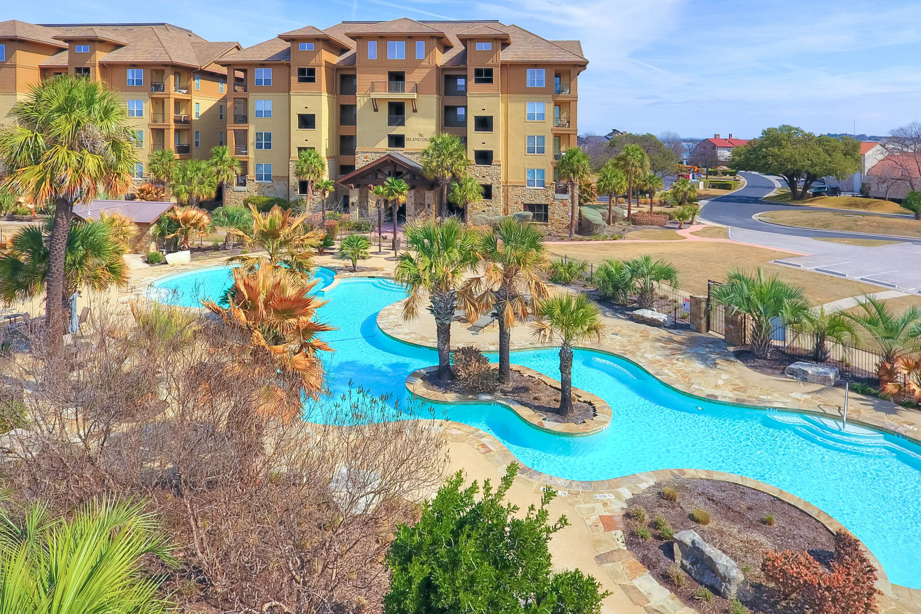 Condominium for Sale at Water's Condo with all Horseshoe Bay Resort Amenities 96 Island Drive #33 Horseshoe Bay, Texas 78657 United States