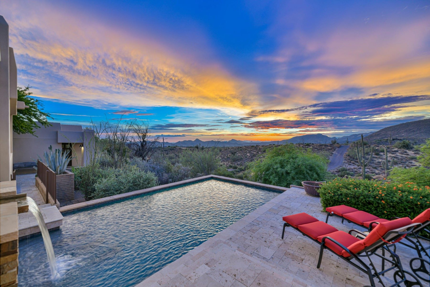 Single Family Homes for Active at Cow Track Estates 8343 E Spanish Boot Rd Carefree, Arizona 85377 United States