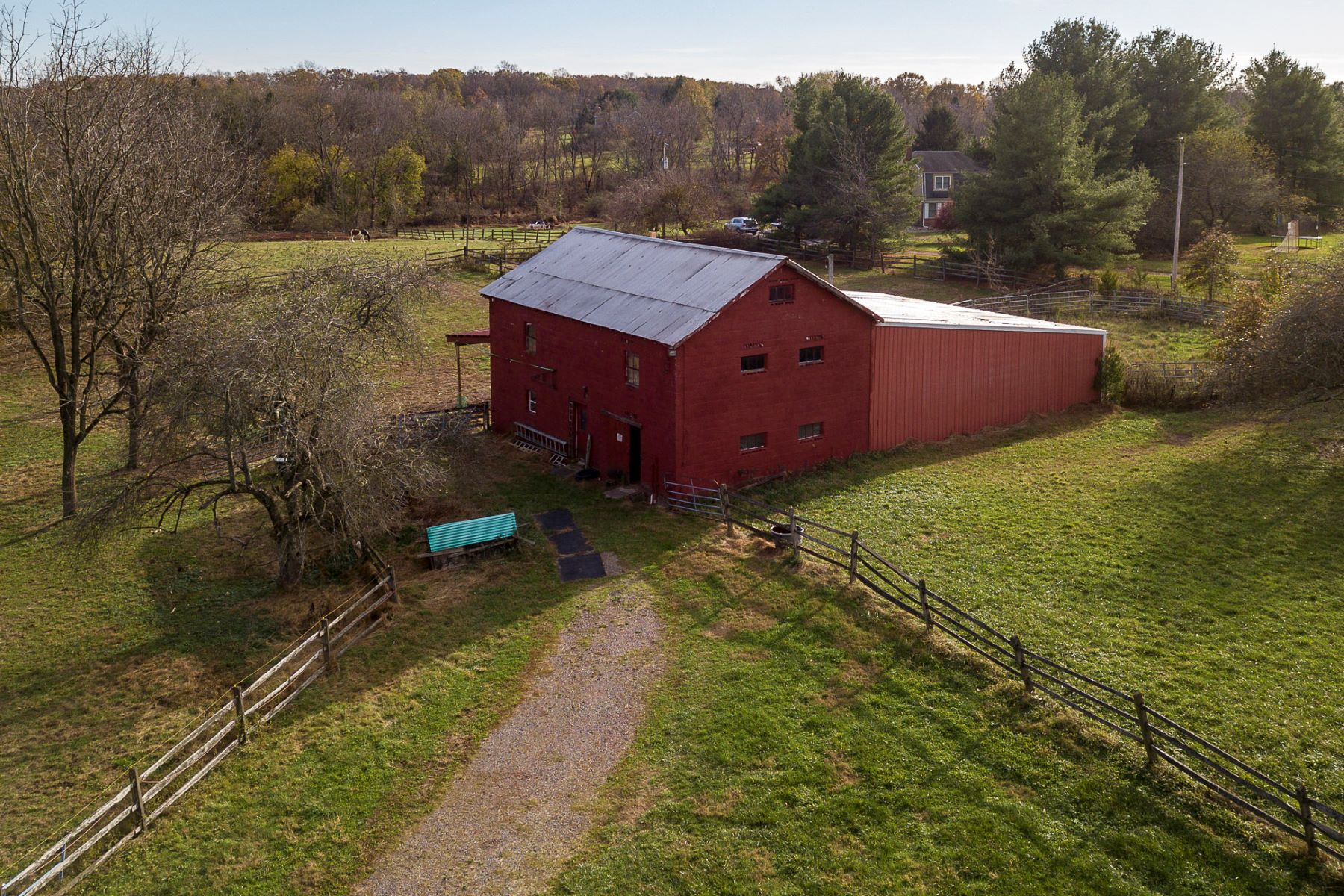 Additional photo for property listing at Expanded Farmhouse And Equine Facility 1034 Route 523, Flemington, New Jersey 08822 United States