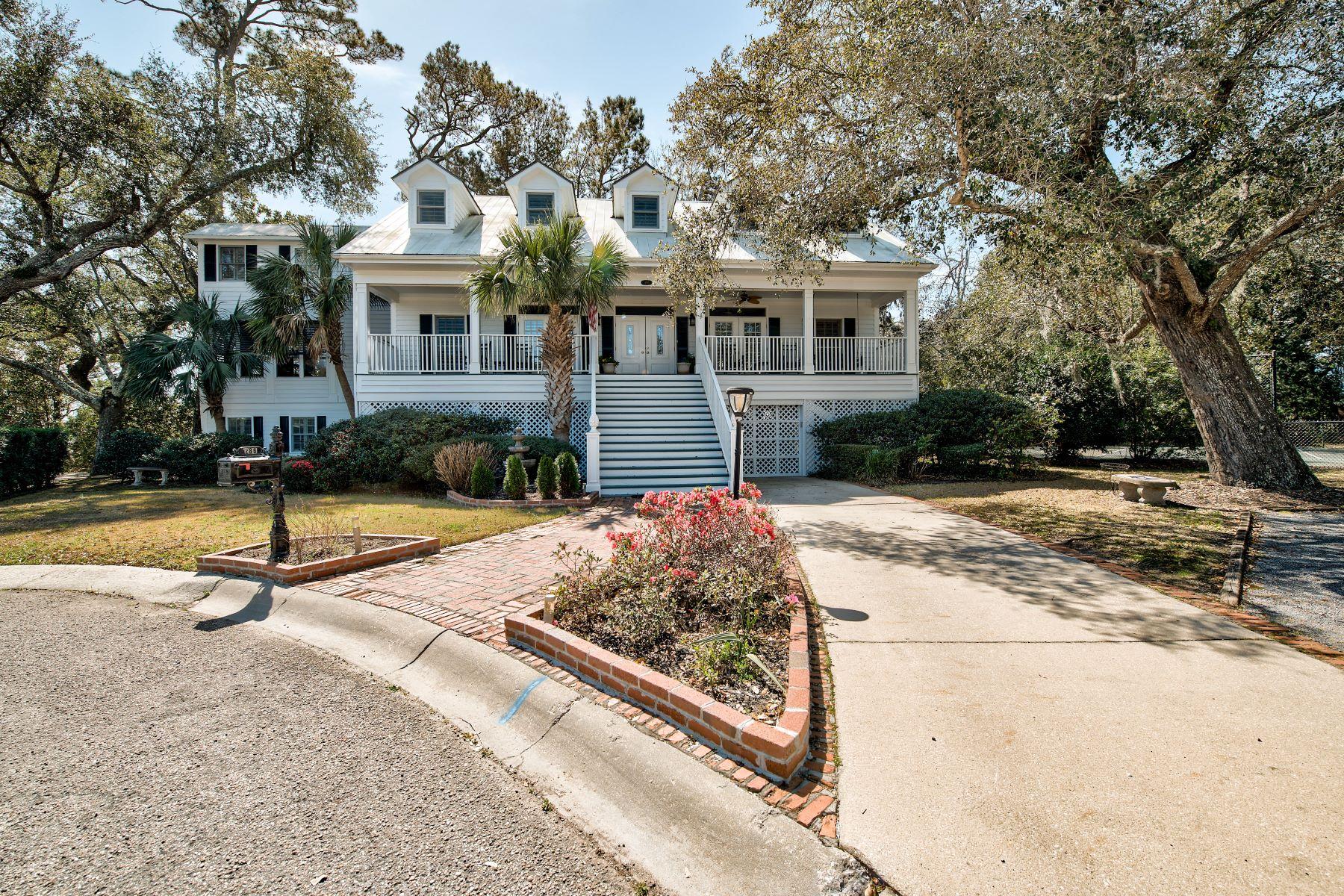 Single Family Homes 용 매매 에 286 Berry Tree Drive, Pawleys Island, SC 29585 Pawleys Island, 사우스캐놀라이나 29585 미국