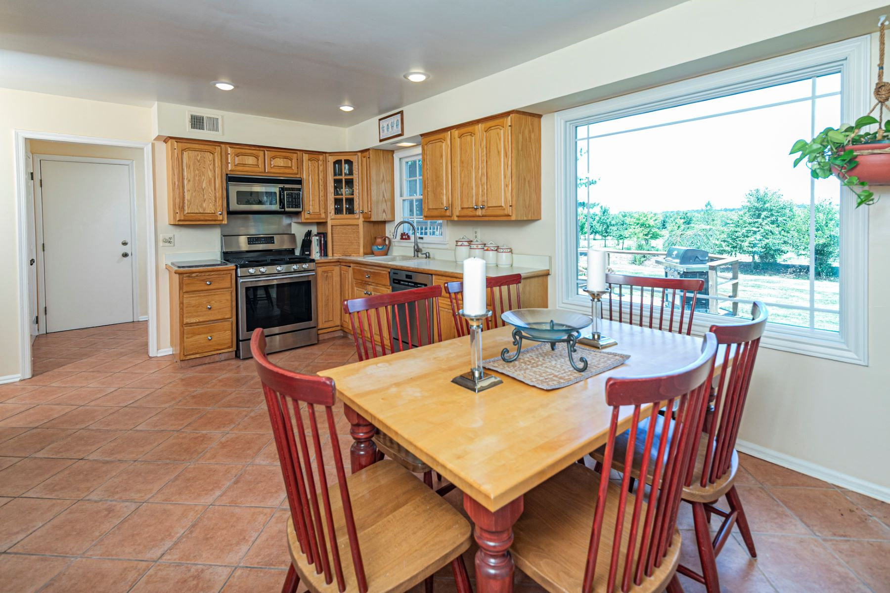 Additional photo for property listing at Shadow Oaks Colonial with Preserved Farmland Views 9 Hardley Drive, Cranbury, New Jersey 08512 United States