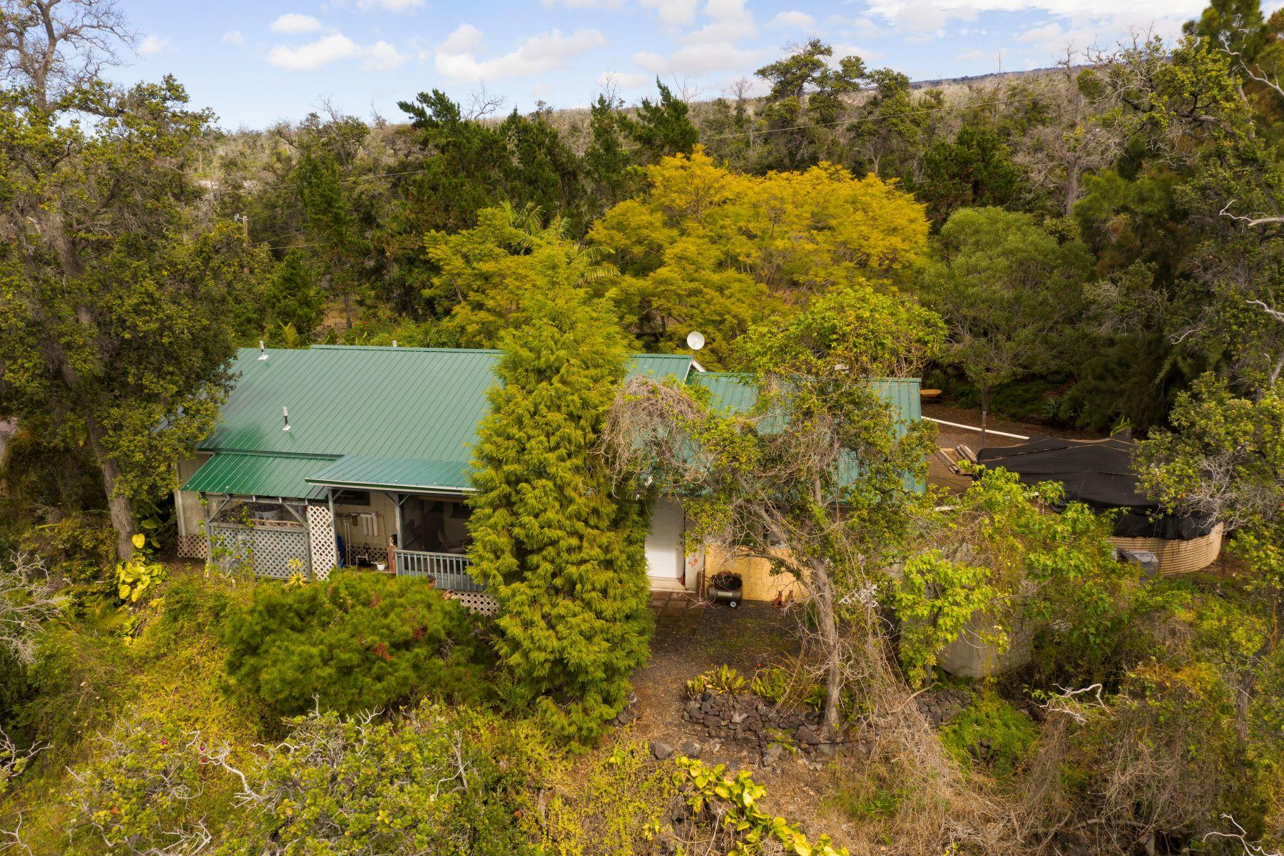 Single Family Homes for Sale at 92-1754 Kona Drive, Ocean View, HI 96704 92-1754 Kona Drive Ocean View, Hawaii 96704 United States