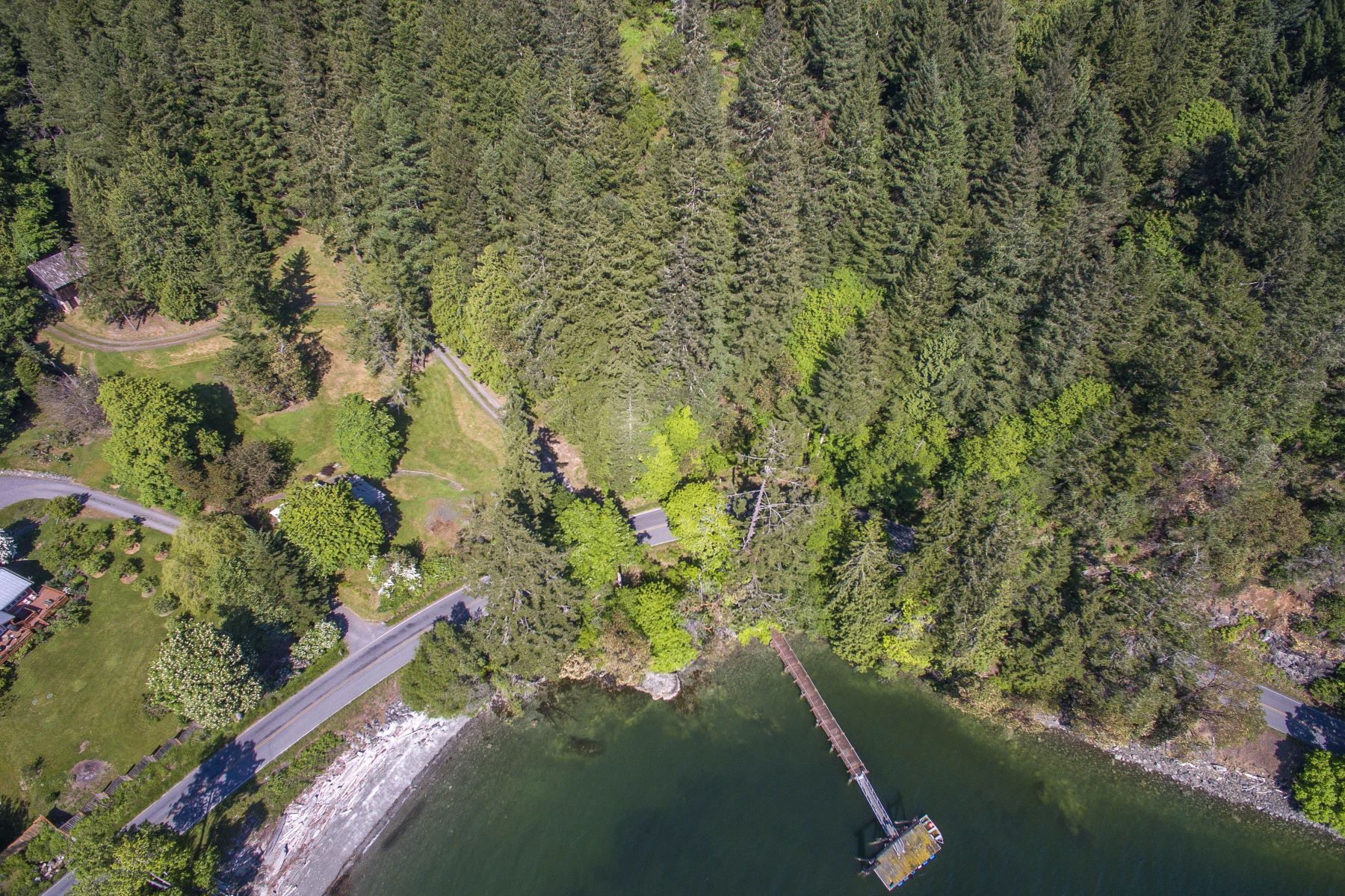 Single Family Homes for Sale at 2022 Deer Harbor Road, Orcas Island, WA 98245 2022 Deer Harbor Rd Eastsound, Washington 98245 United States