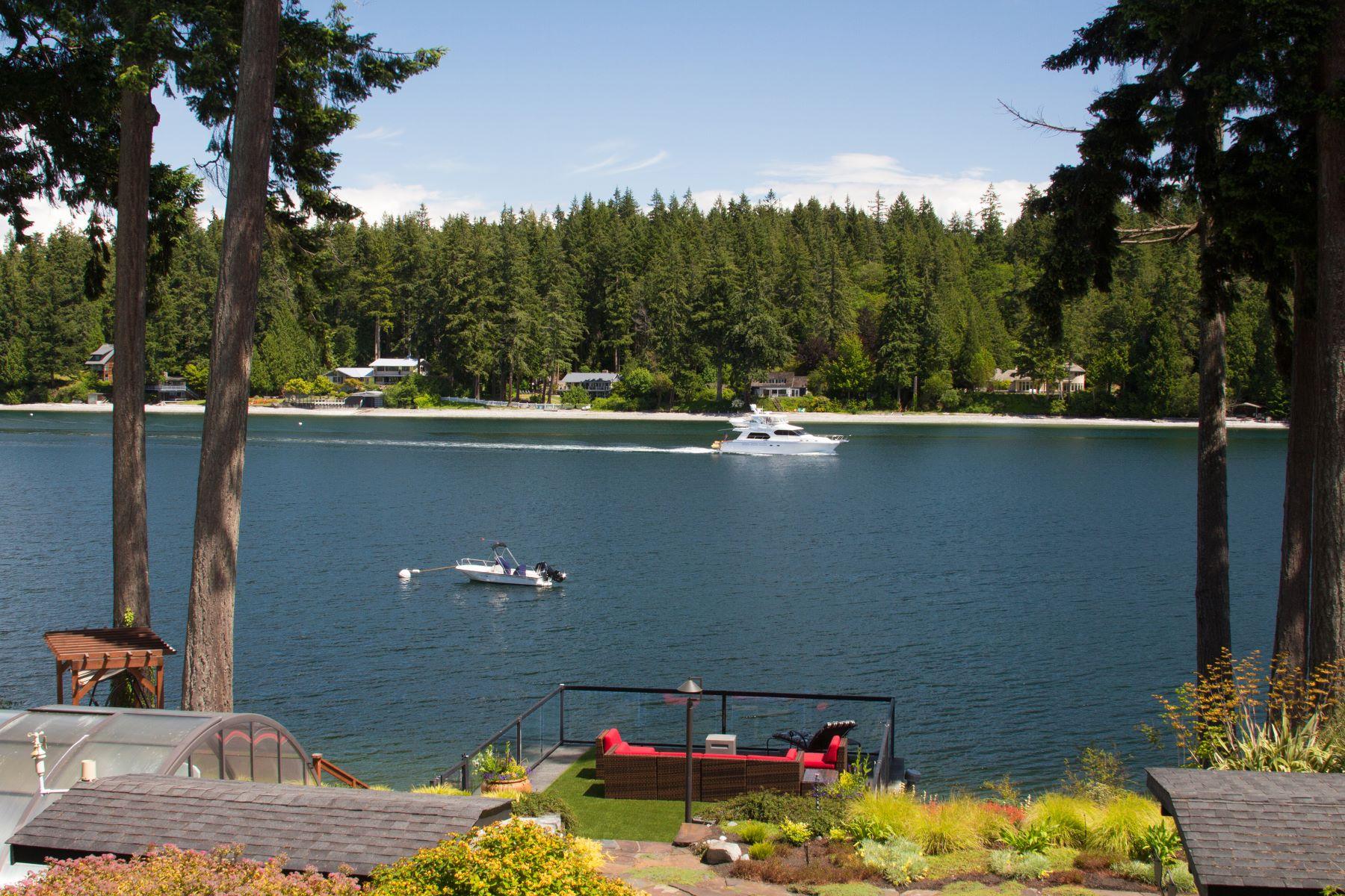 Single Family Homes for Sale at 17104 South Angeline Ave S NE, Suquamish, WA 98392 17104 Angeline Avenue S Suquamish, Washington 98392 United States