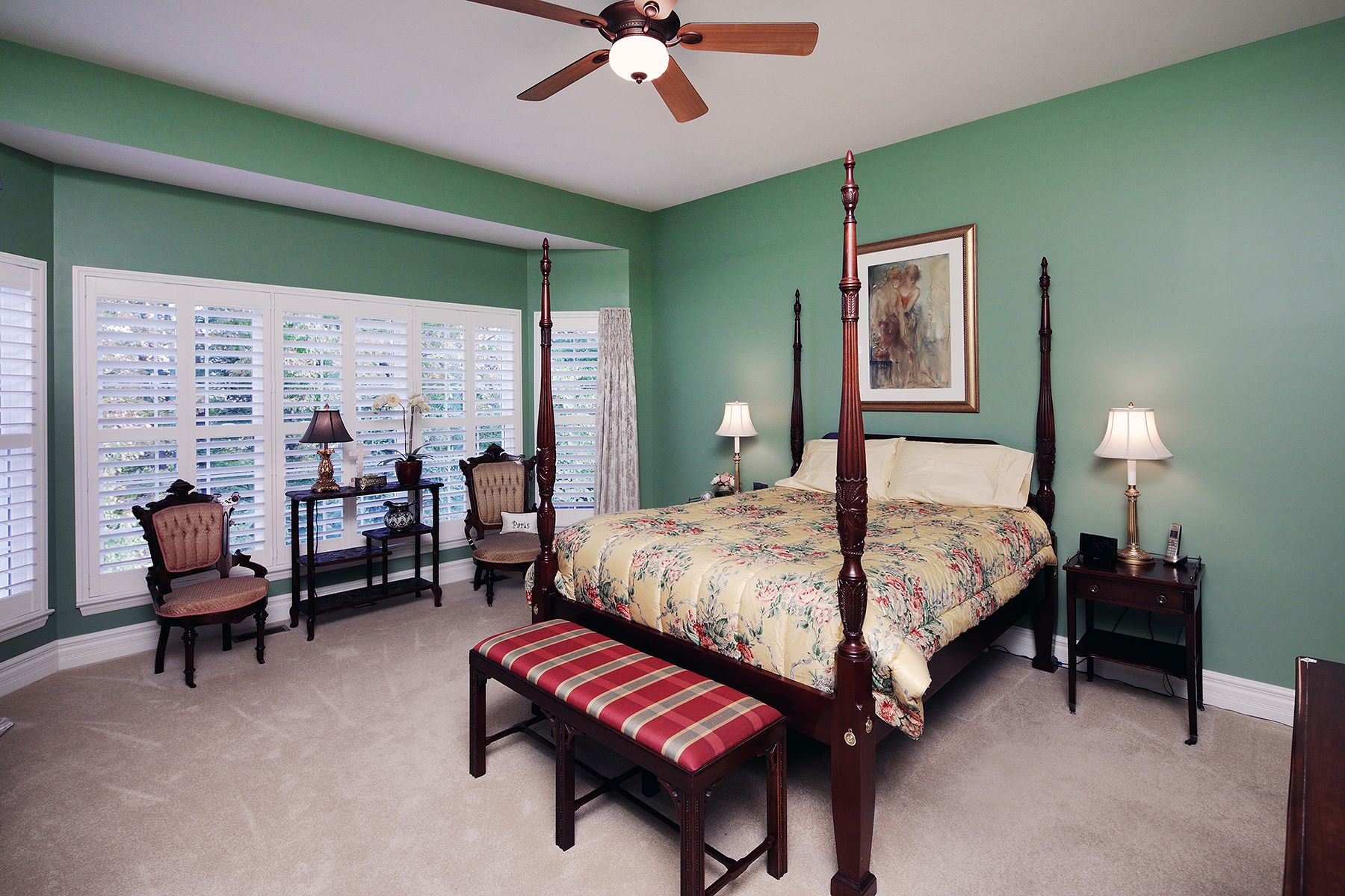 Additional photo for property listing at Exceptional Villa in the Heart of Ballwin 1517 Dietrich Place Court Ballwin, Missouri 63021 United States