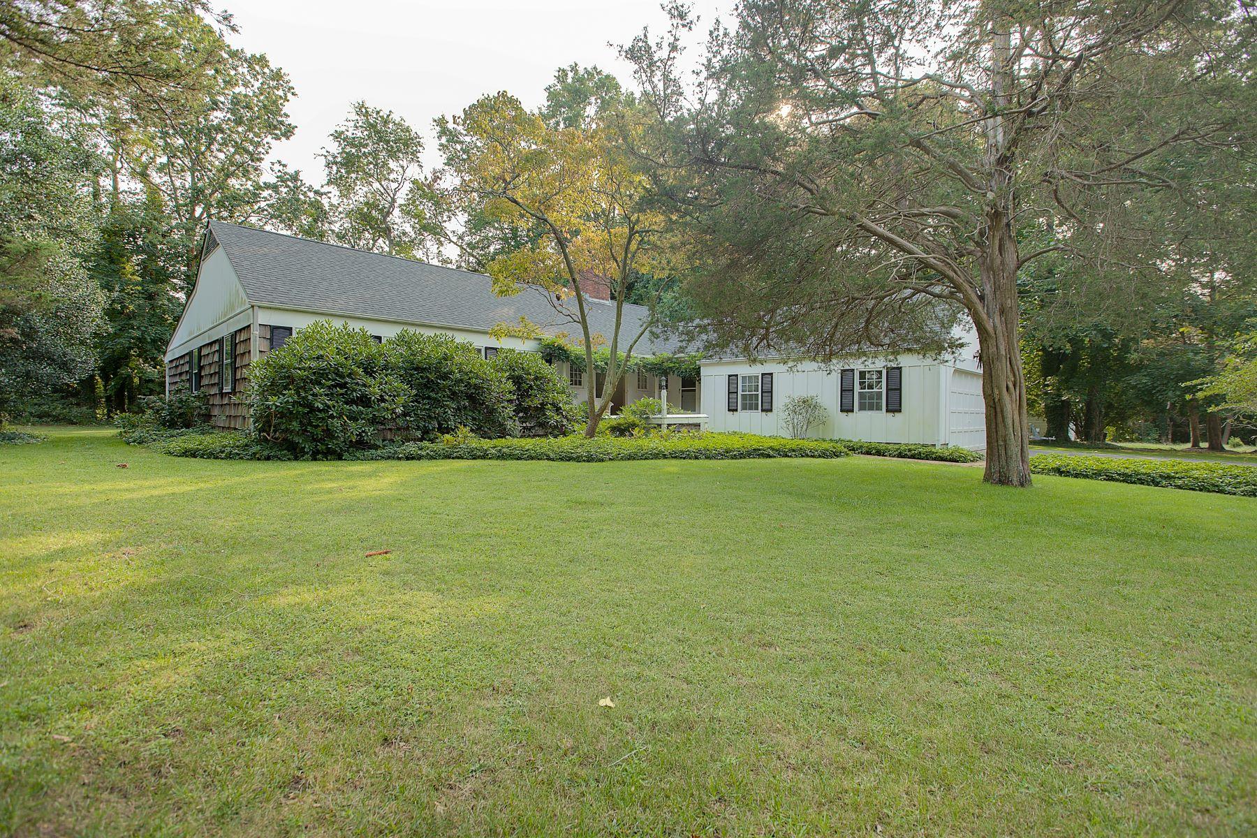 Single Family Homes 為 出售 在 4 Cedar Ln, Setauket, Ny, 11733 Setauket, 纽约 11733 美國