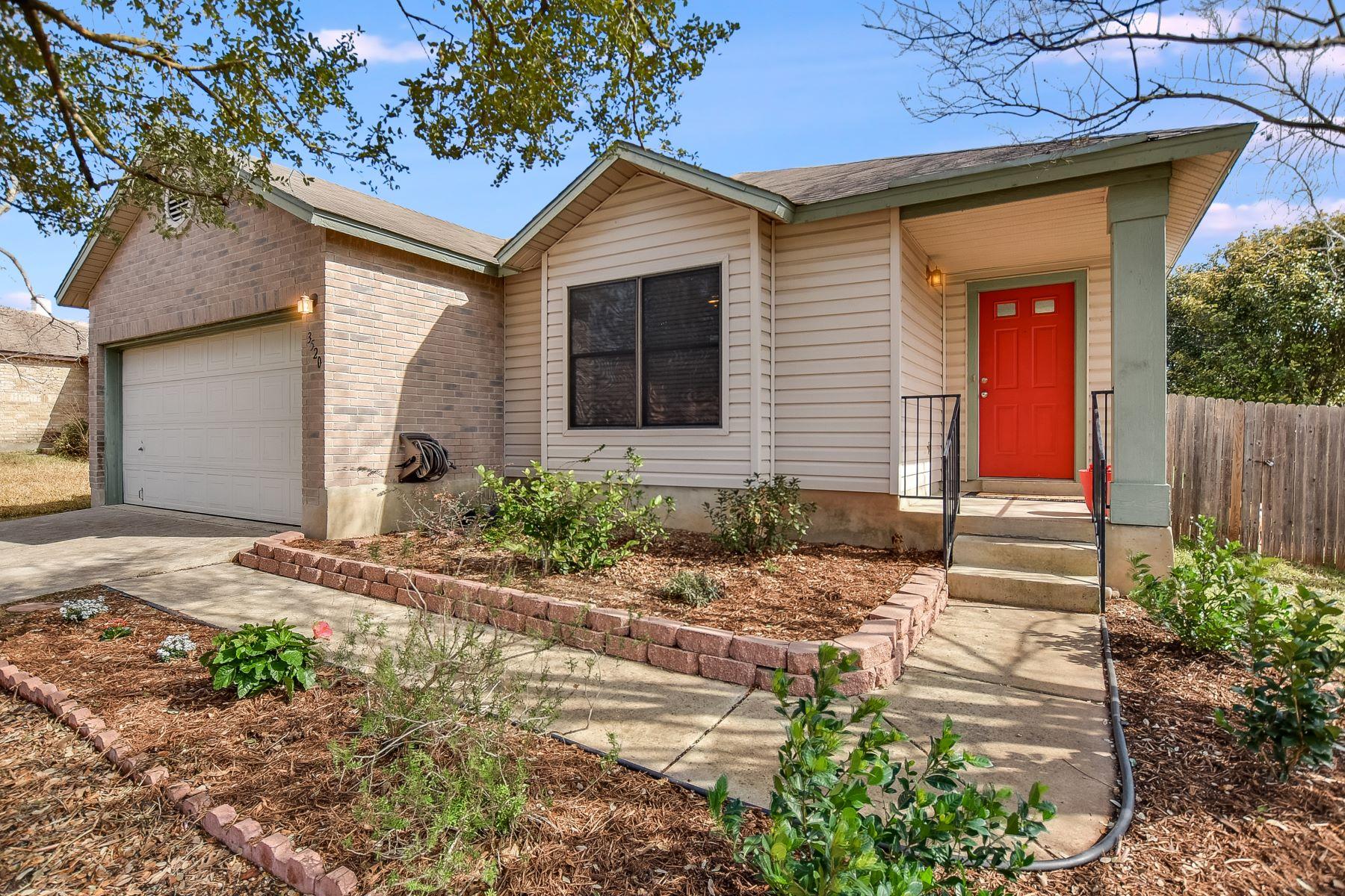 Lovely One-Story Home 3520 Davenport Schertz, Texas 78154 United States