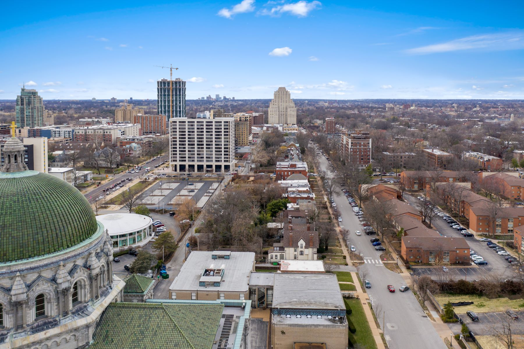 Additional photo for property listing at Remarkable Luxury in the CWE! 316 North Newstead Avenue #2 St. Louis, Missouri 63108 United States