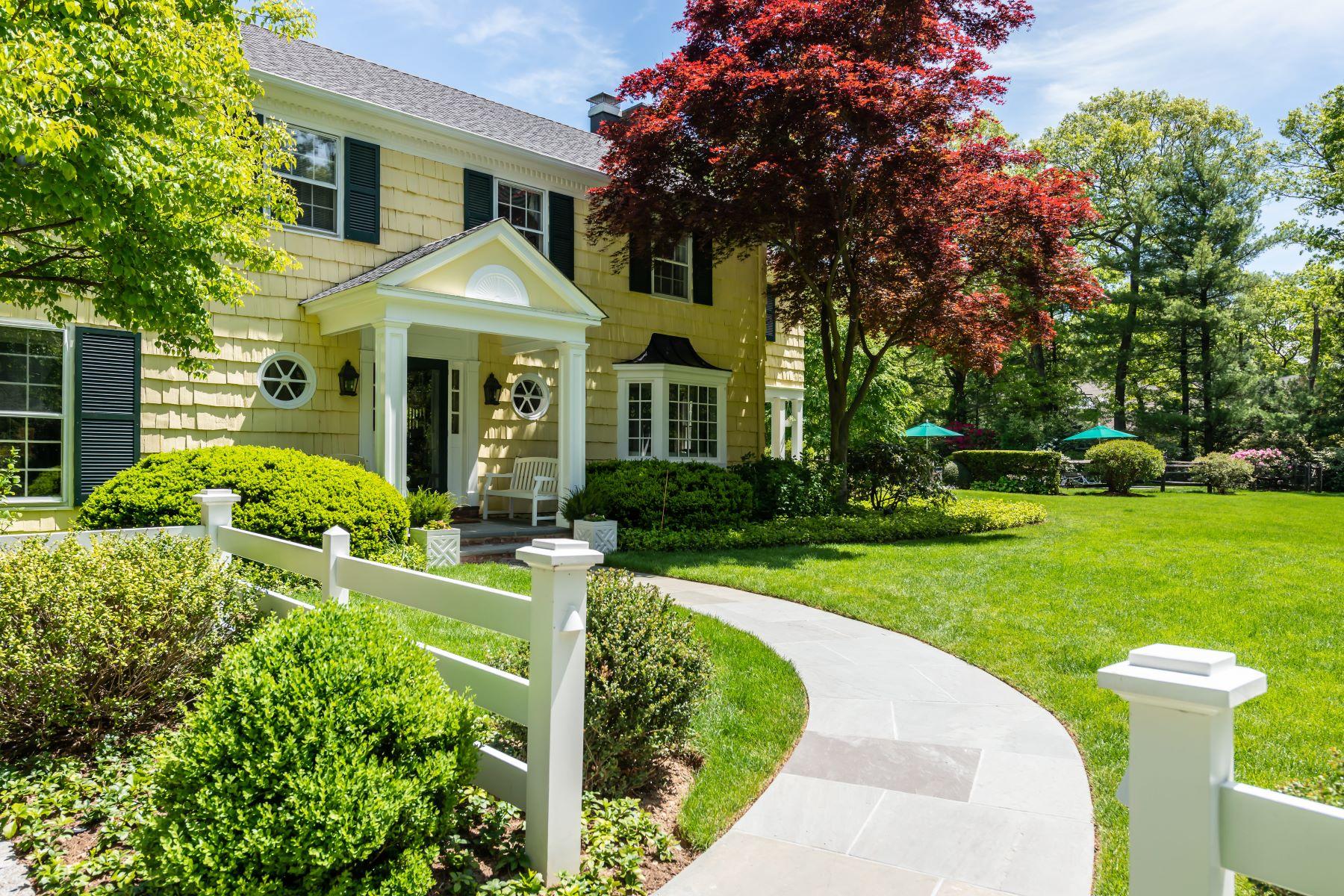 Single Family Homes 為 出售 在 1113 Cedar Ridge Road, Upper Brookville, Ny, 11771 Upper Brookville, 纽约 11771 美國