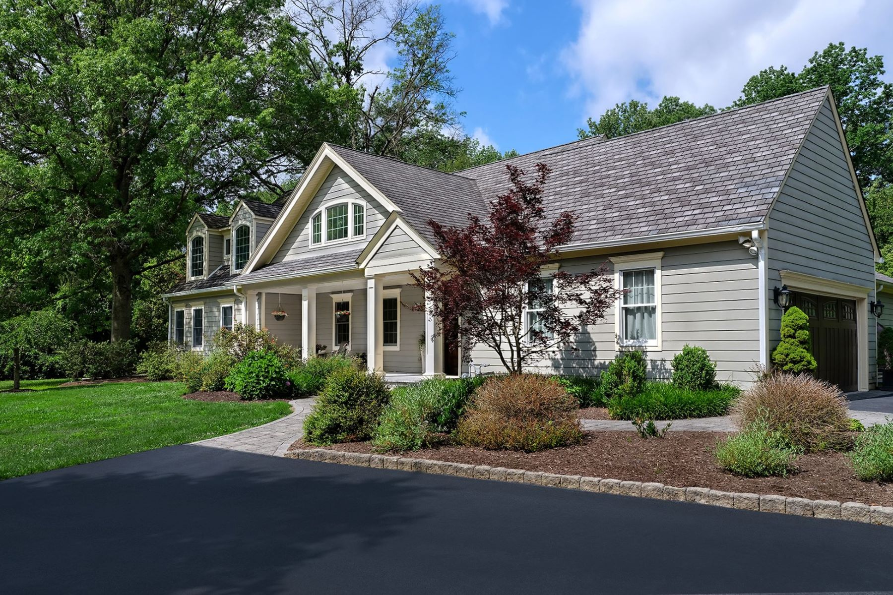 Single Family Homes for Sale at A Pool, Parklike Grounds, and Princeton Address 4424 Province Line Road, Princeton, New Jersey 08540 United States