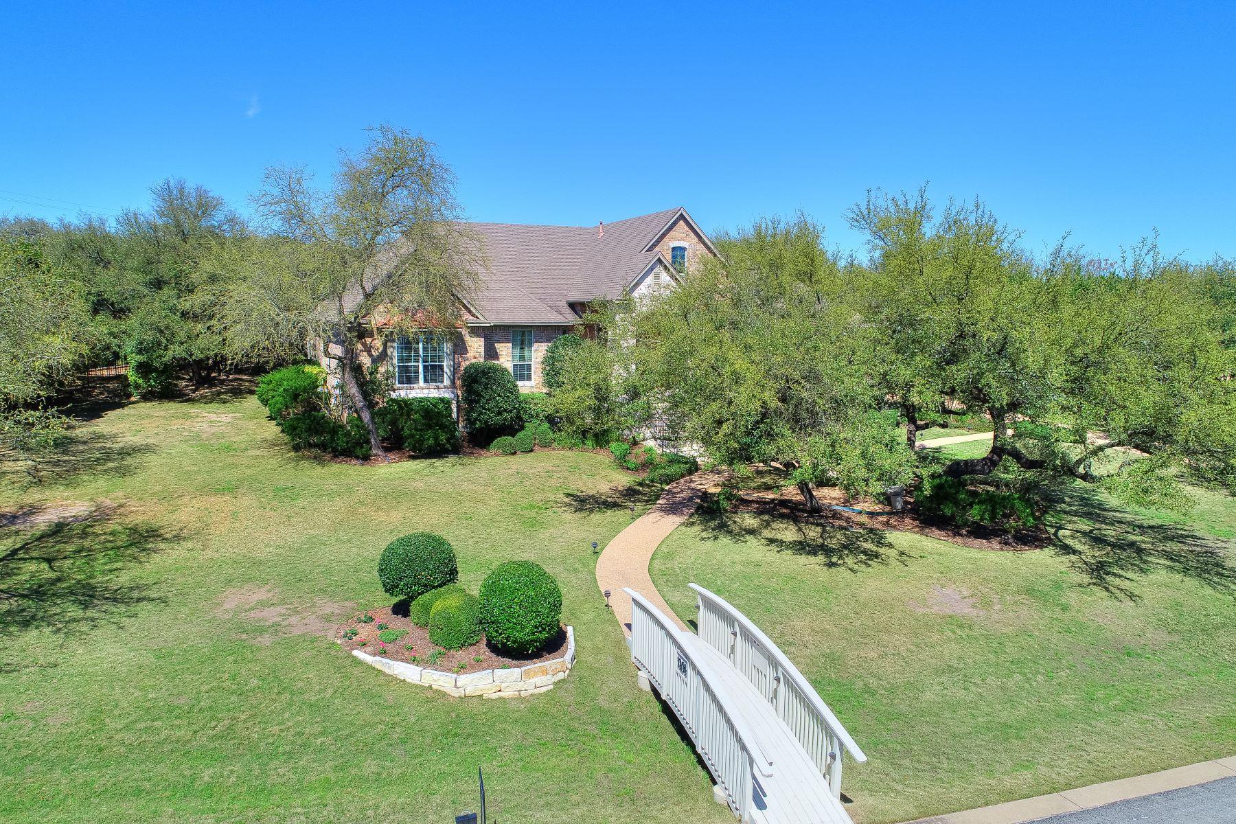 Maison unifamiliale pour l Vente à 7404 Twilight Mesa Drive, Austin, TX 78737 Austin, Texas 78737 États-Unis