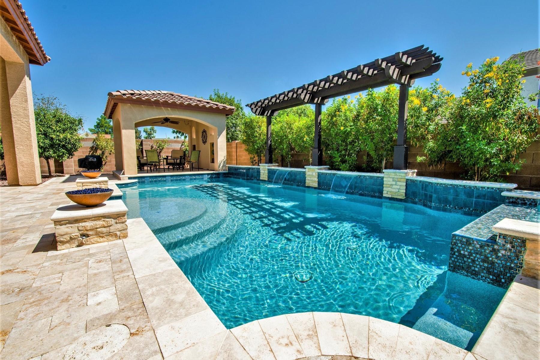 Single Family Homes 용 매매 에 Alta Mira Estates 7161 E GRANADA ST, Mesa, 아리조나 85207 미국