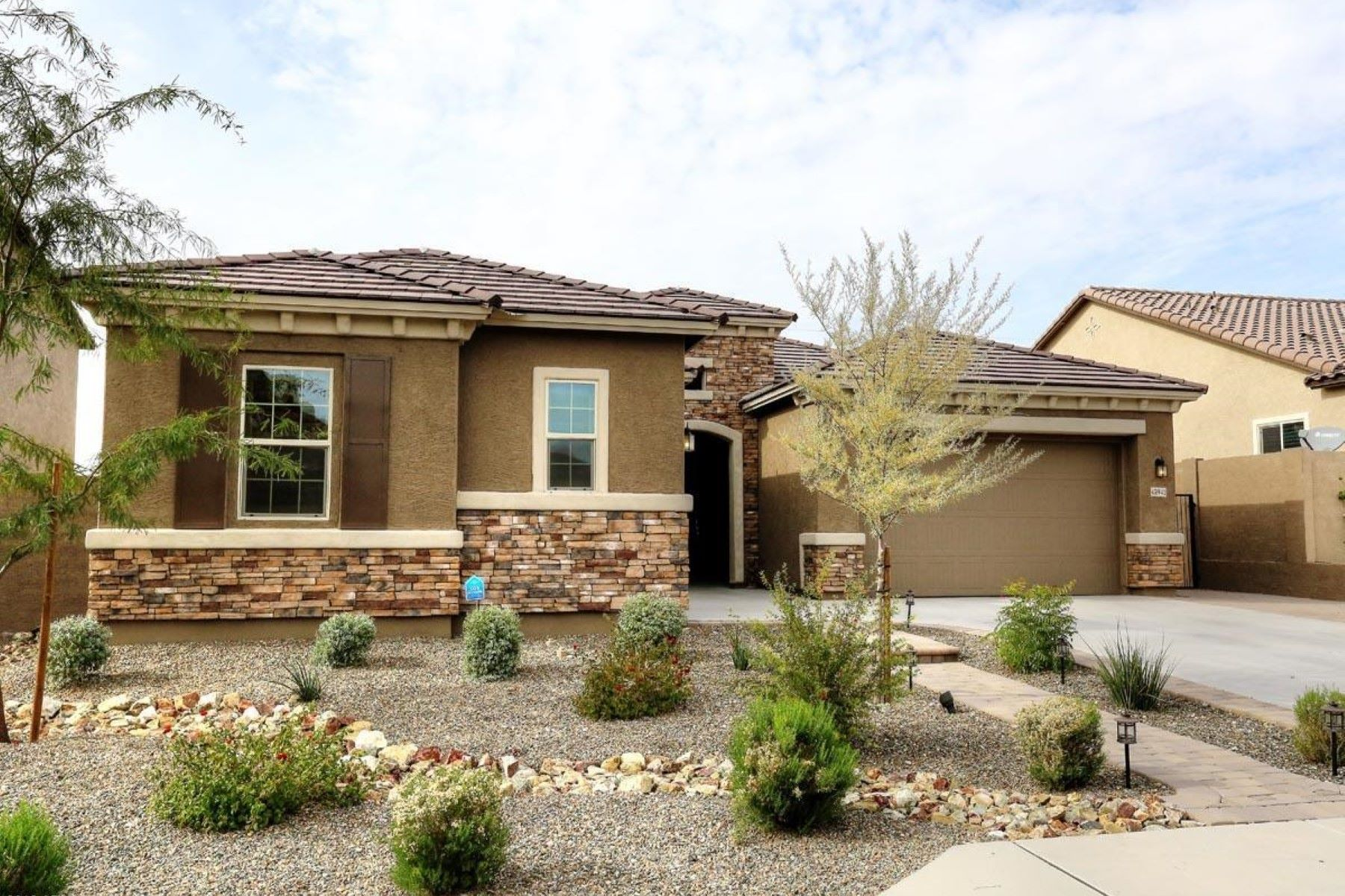 Single Family Homes for Active at Arroyo Norte 43942 N Hudson Trail New River, Arizona 85087 United States