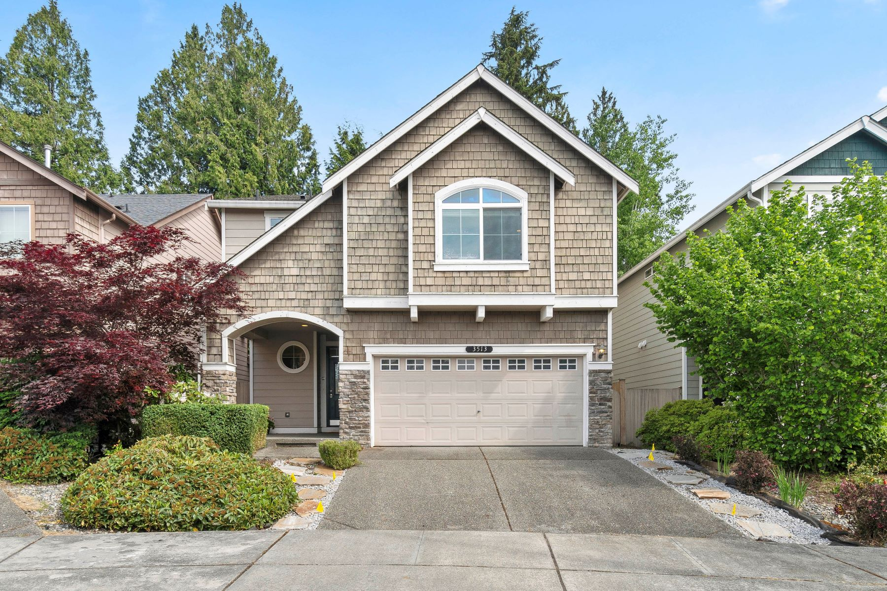 Single Family Homes for Sale at 3513 160th Place Southeast, Bothell, WA 98012 3513 160th Place SE Bothell, Washington 98012 United States