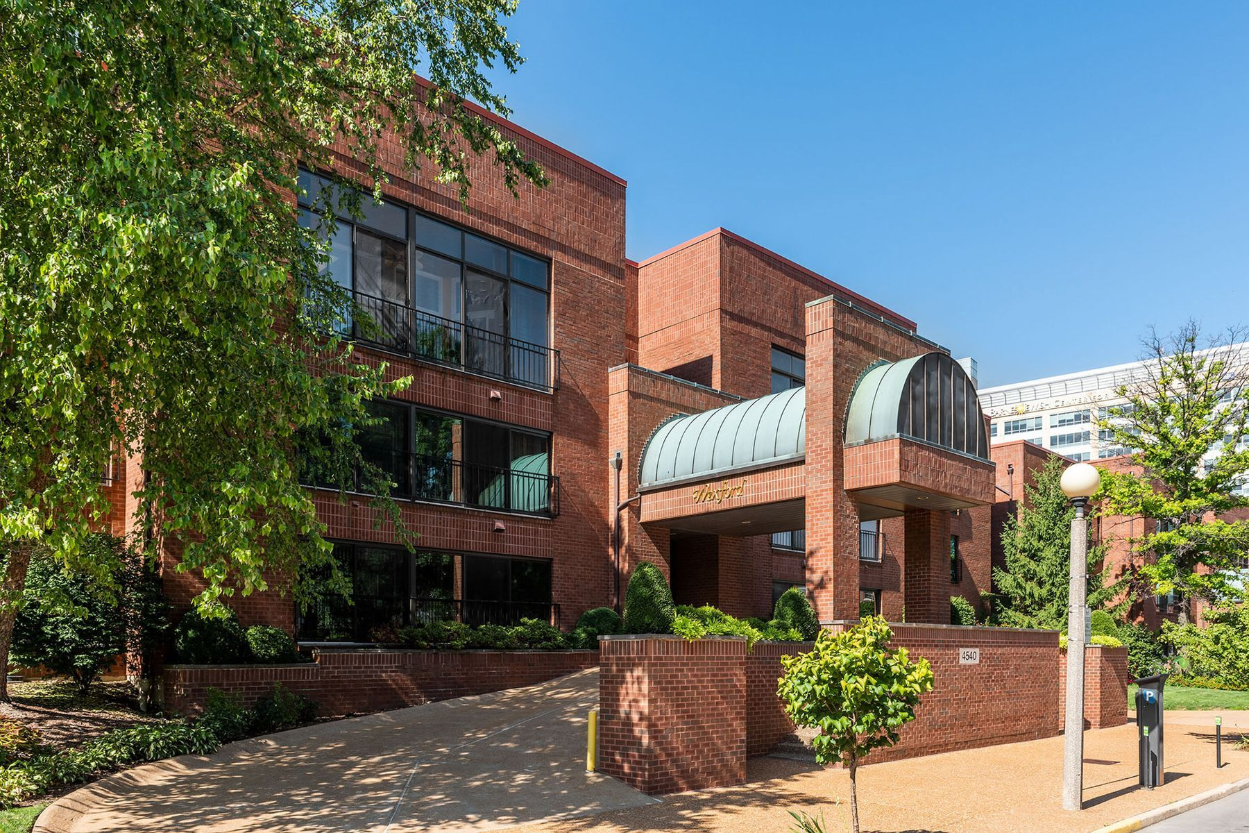 Property for Sale at Wexford Condo 4540 Laclede Avenue 107 St. Louis, Missouri 63108 United States