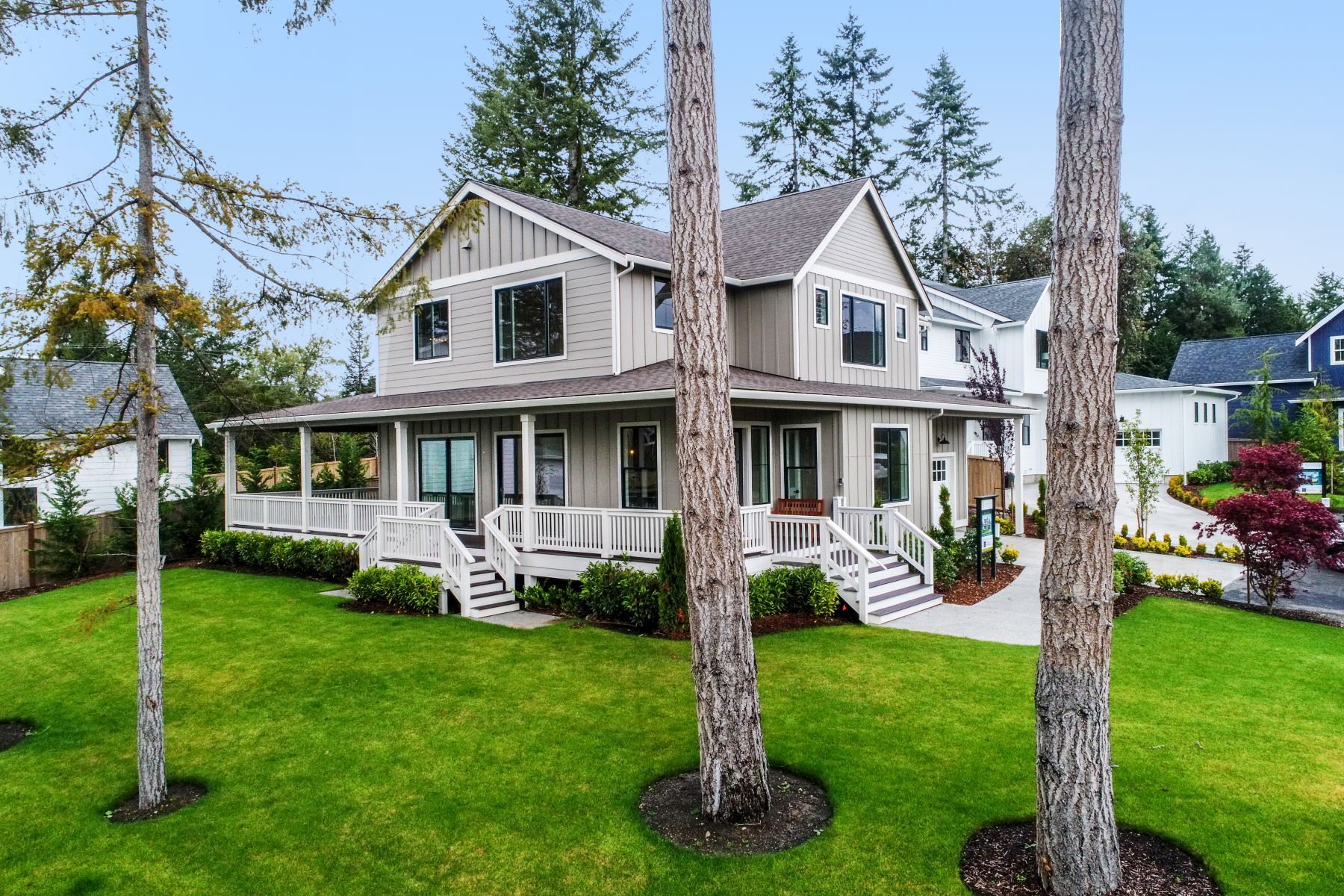 Single Family Homes for Sale at 8680 NE Reserve Way, Bainbridge Island, WA 98110 8680 NE Reserve Way Bainbridge Island, Washington 98110 United States