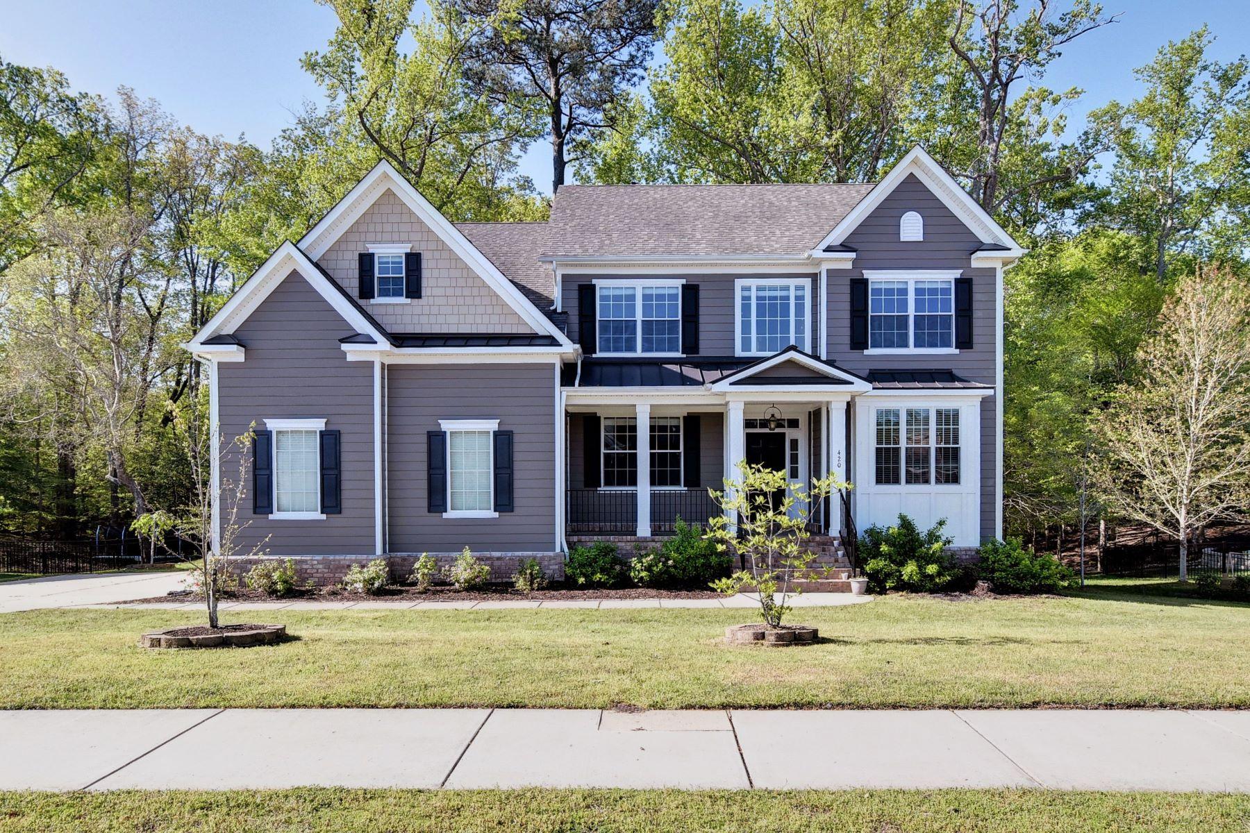 Single Family Homes 為 出售 在 420 Hastings Place, Suffolk, VA 23436 Suffolk, 弗吉尼亞州 23436 美國