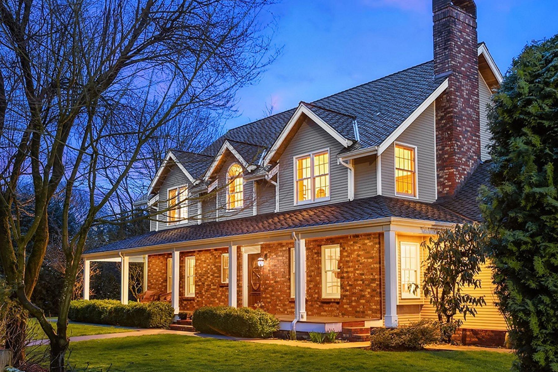 Single Family Homes 為 出售 在 8985 Sunrise Road, Custer, WA 98240 8985 Sunrise Rd, Custer, 華盛頓州 98240 美國