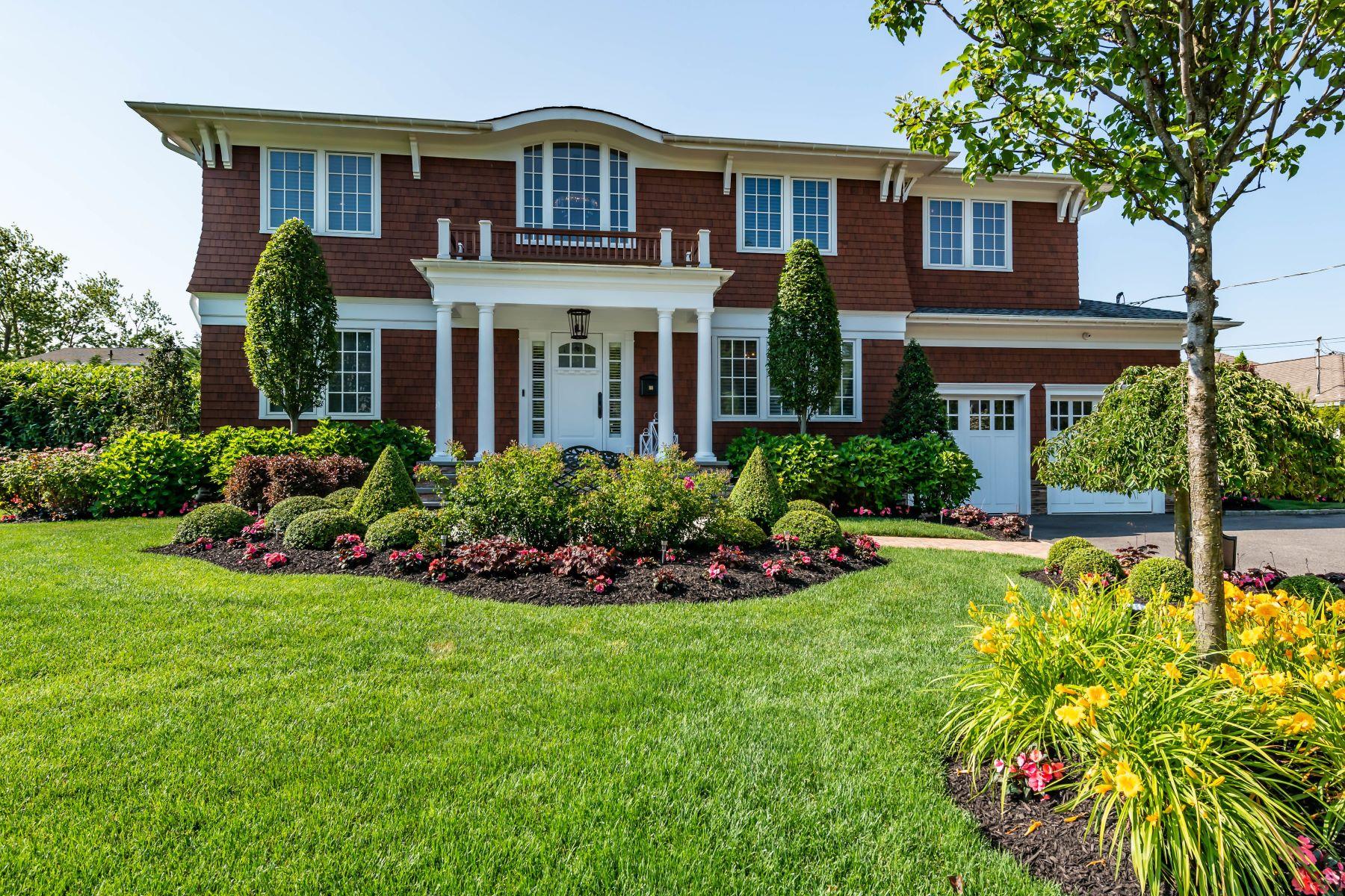 Single Family Homes 為 出售 在 134 Cabot Road, Massapequa, Ny, 11758 Massapequa, 纽约 11758 美國