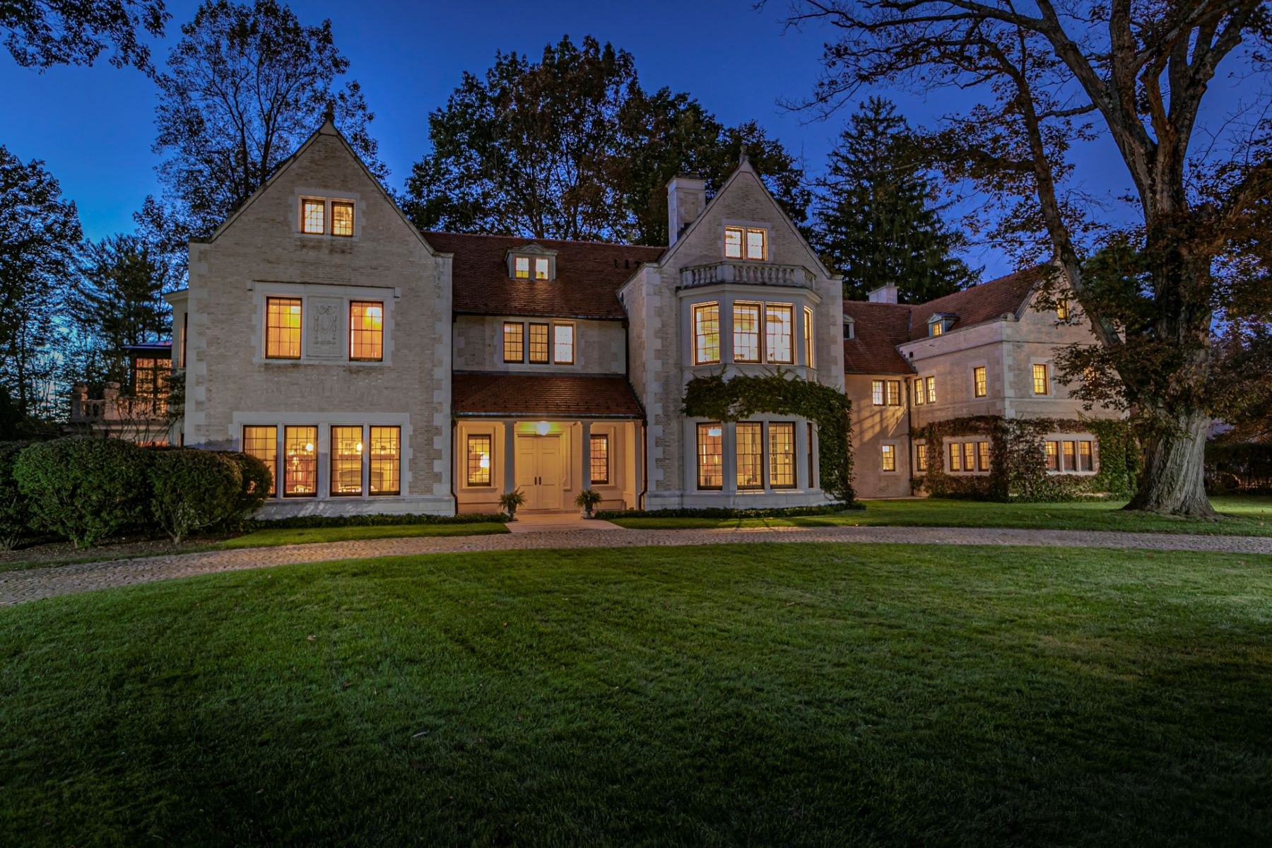 Single Family Homes for Sale at Historic Pyne Mansion 211 Winant Road, Princeton, New Jersey 08540 United States