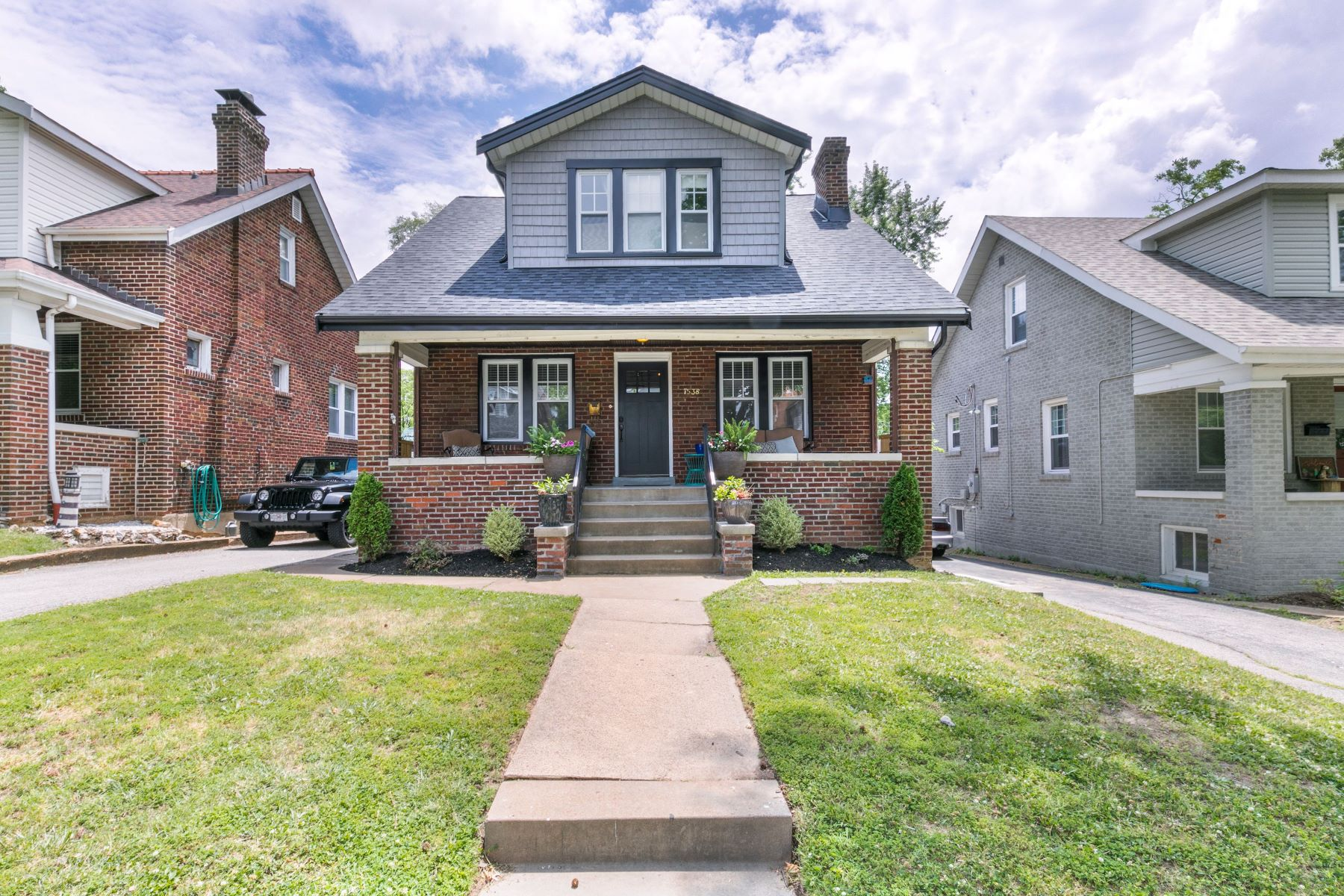 Property for Sale at Cosmopolitan Vibe With Old-School Charm 7538 Lovella Avenue Richmond Heights, Missouri 63117 United States
