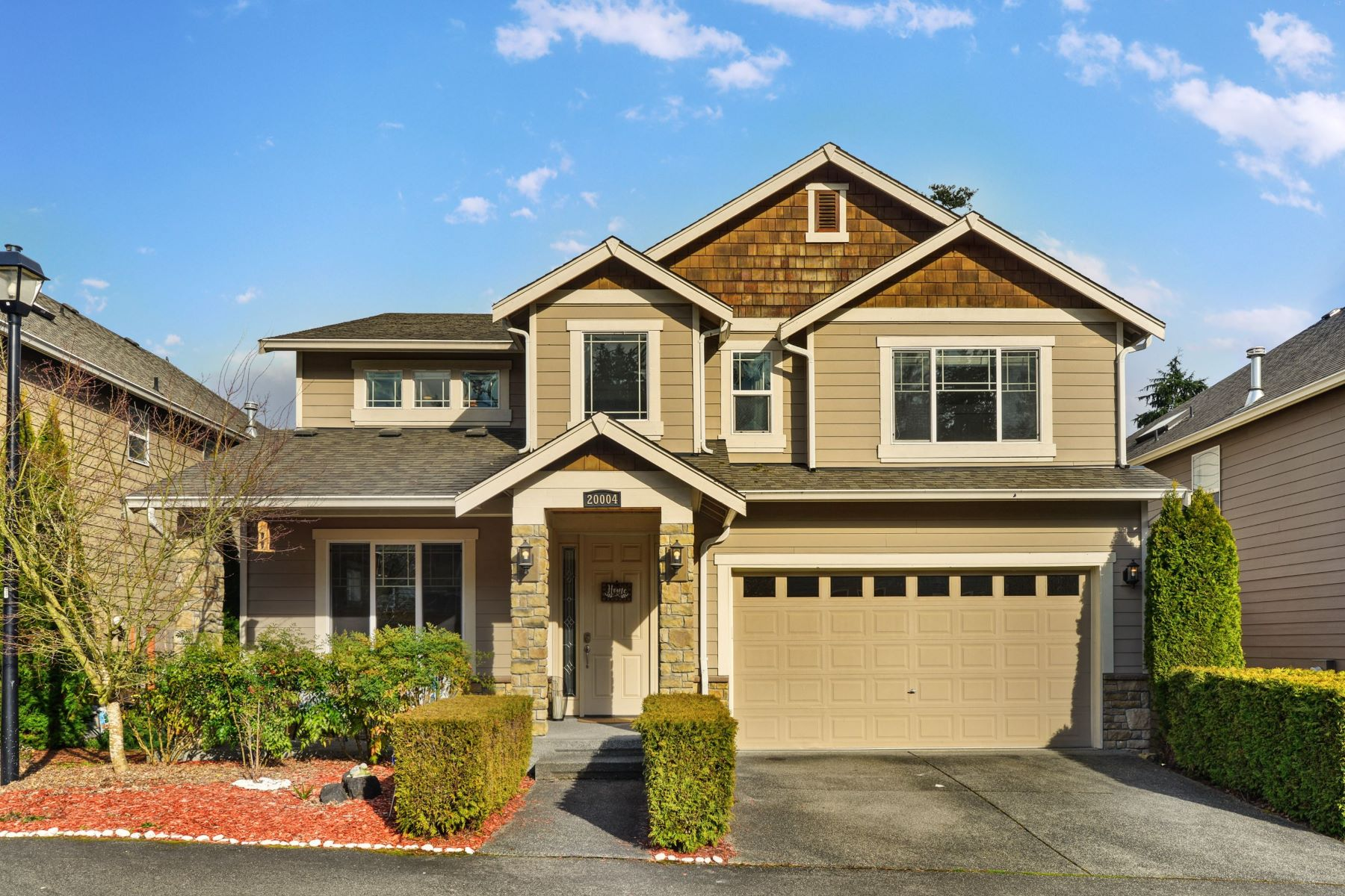 Single Family Homes 용 매매 에 20004 134th Ct NE , Woodinville, WA 98072 20004 134th Ct NE Woodinville, 워싱톤 98072 미국