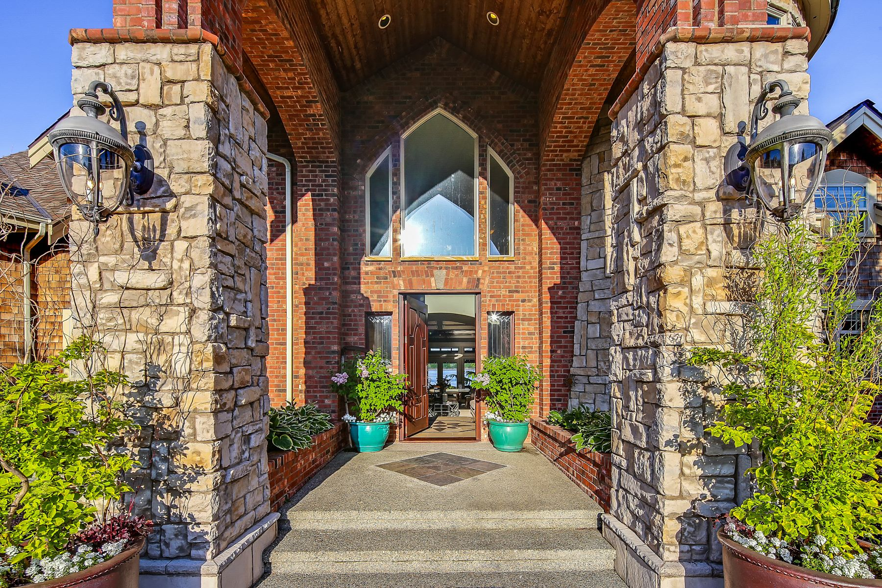 Additional photo for property listing at Paradise Passage Estate & Stables 1255 14th Ave Fox Island, Washington 98333 United States