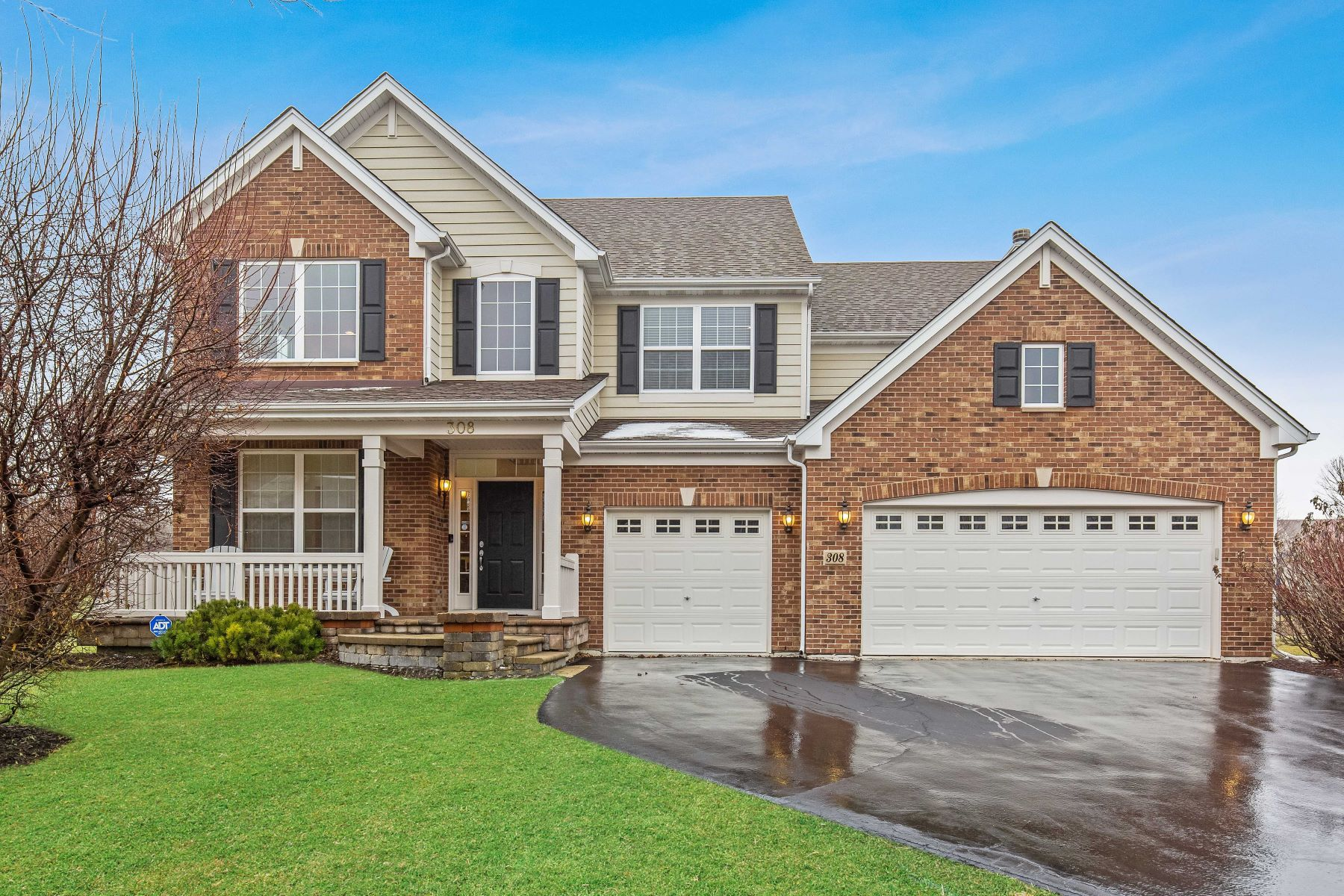 Single Family Homes for Active at Welcome Home! 308 Comstock Drive Elgin, Illinois 60124 United States