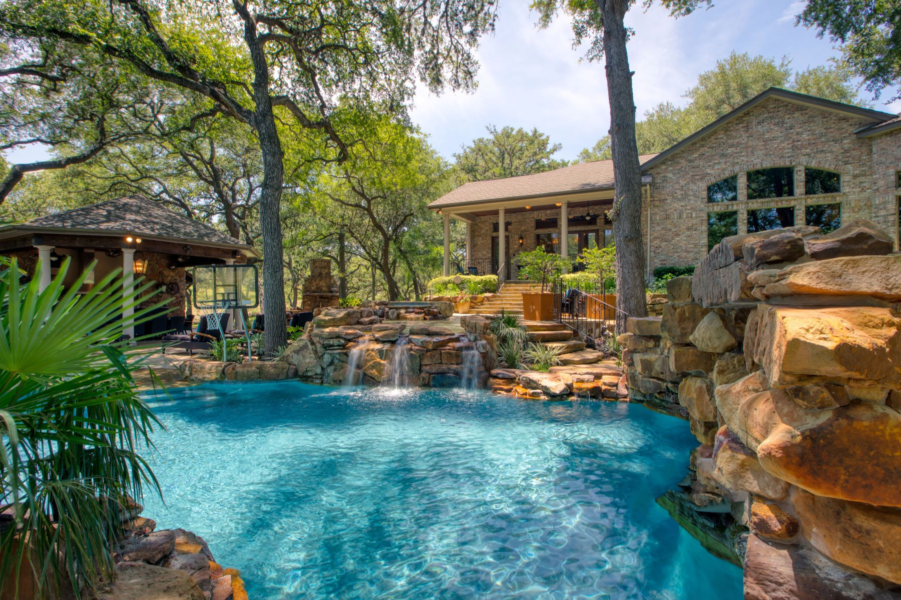 Single Family Homes for Sale at Sprawling 103+ Acre Estate Close to City 21881 Cielo Vista Drive San Antonio, Texas 78255 United States