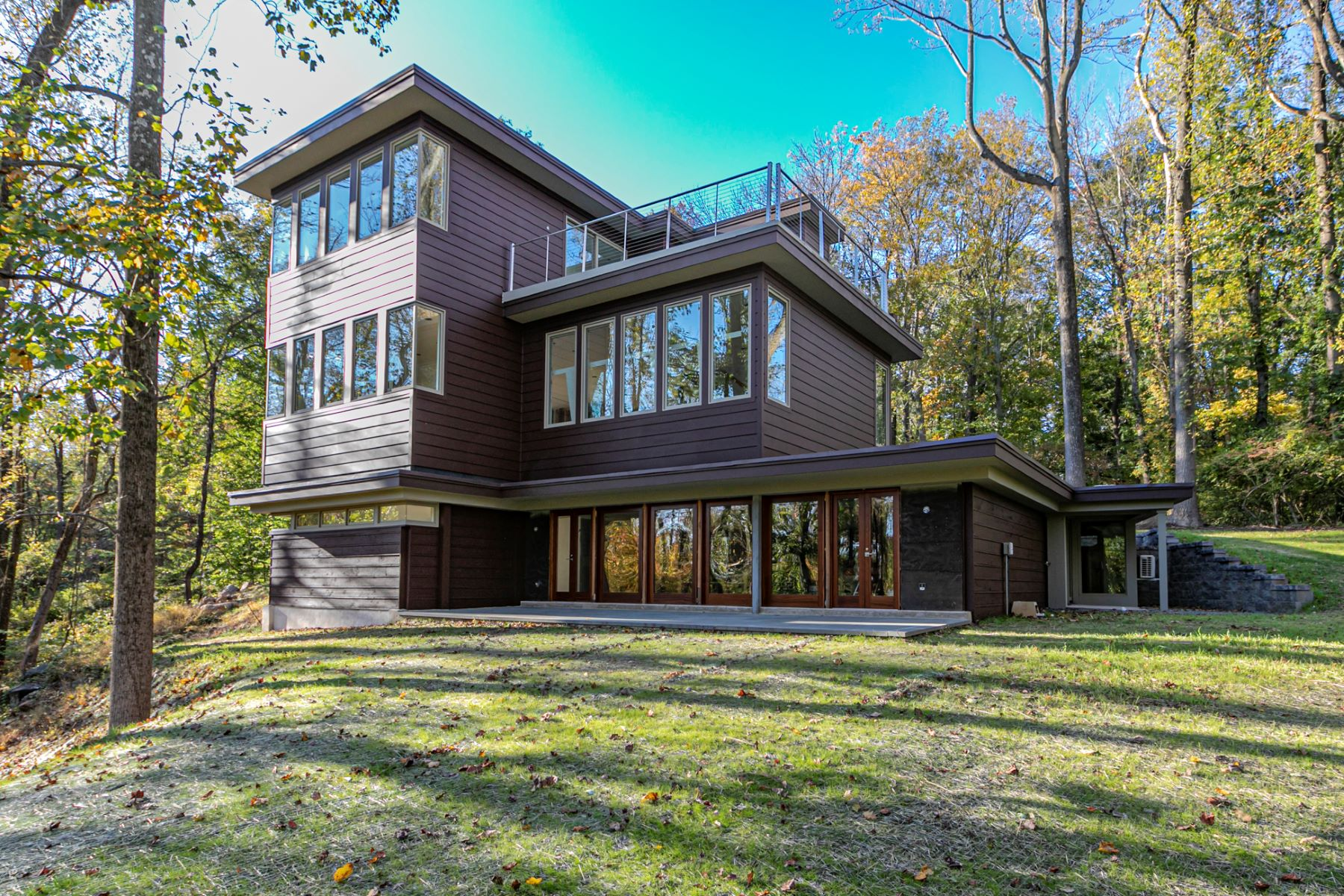 Single Family Homes pour l Vente à No Expense Spared 144 Drakes Corner Road, Princeton, New Jersey 08540 États-Unis