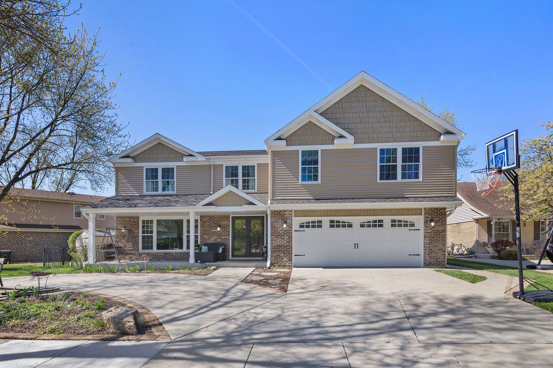 Частный односемейный дом для того Продажа на Fully Renovated Arlington Heights Home 1509 E Best Drive Arlington Heights, Иллинойс 60004 Соединенные Штаты