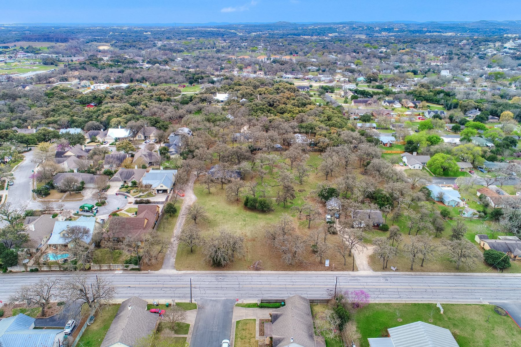 Land for Sale at Property in Historic Downtown Boerne 1037 East Blanco Road, Boerne, Texas, 78006 United States