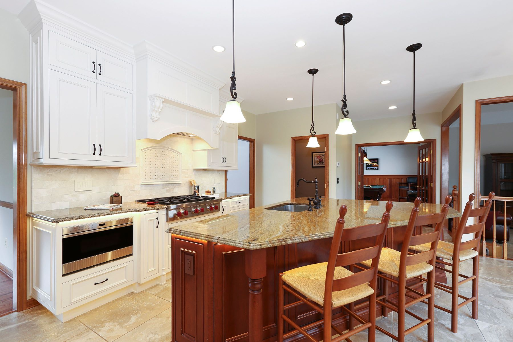 Additional photo for property listing at Attention Grabber In Country Classics 4 D'Altrui Drive, Hillsborough, New Jersey 08844 United States