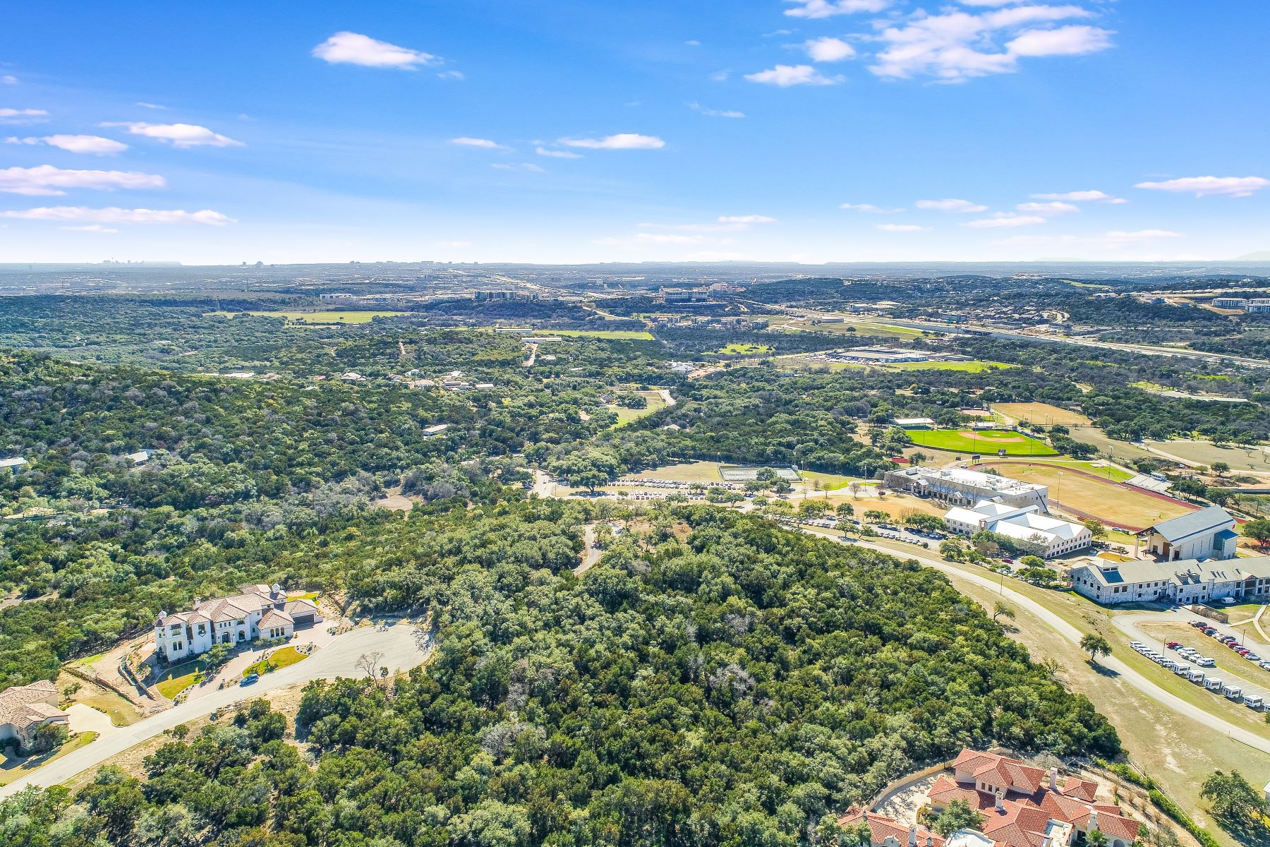 Land for Sale at Grand Dominion Lot Offering Panoramic Vistas 49 Grand Terrace, San Antonio, Texas 78257 United States
