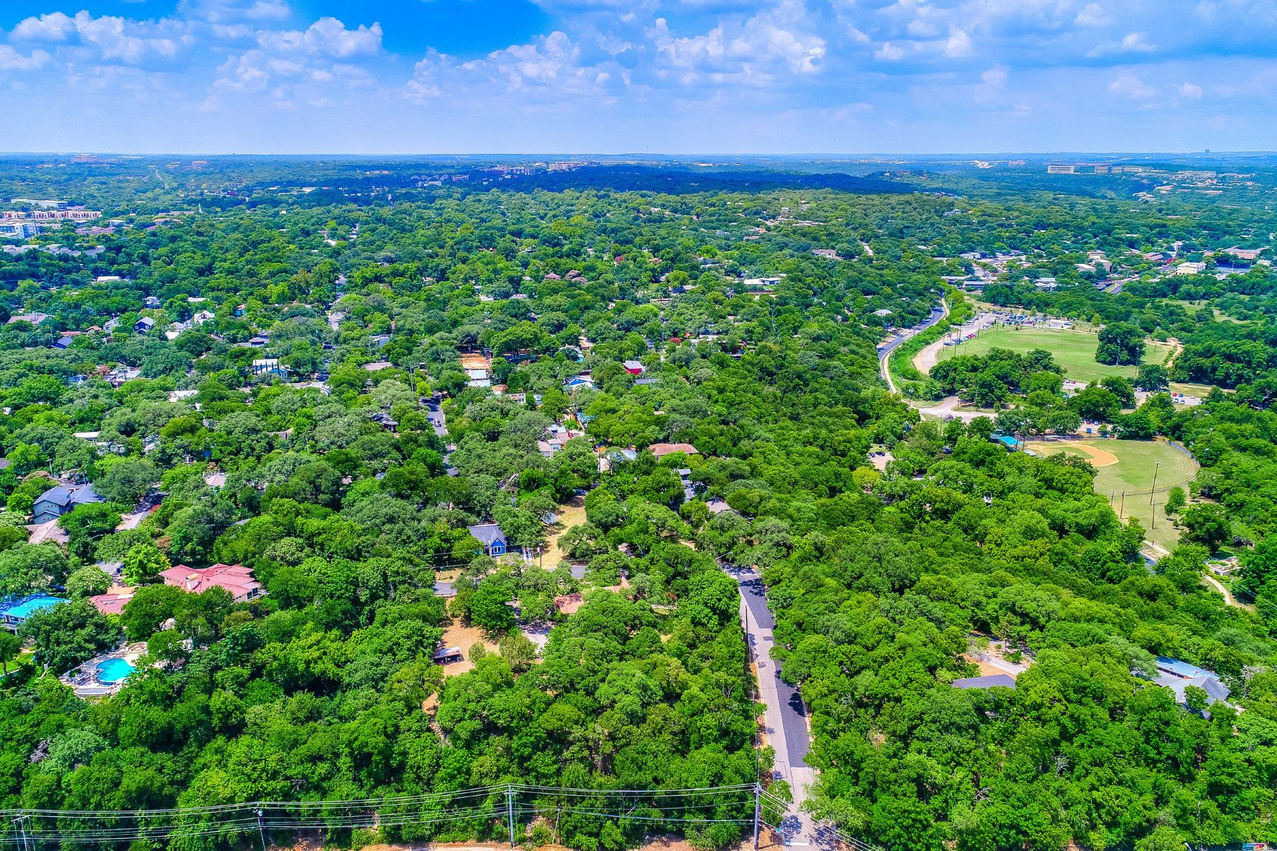 Additional photo for property listing at Austin's Most Spectacular Land Opportunity 511 Barton Blvd Austin, Texas 78704 United States