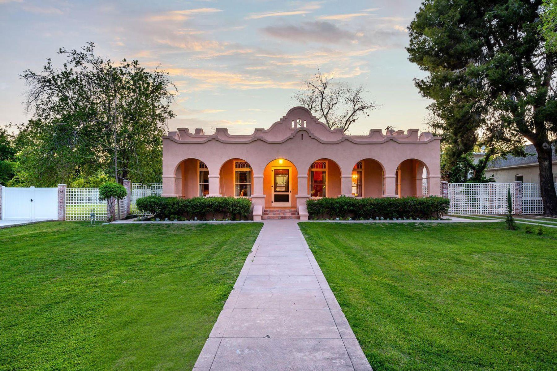 Single Family Homes για την Πώληση στο Mesa City Arizona 148 N Macdonald St, Mesa, Αριζονα 85201 Ηνωμένες Πολιτείες