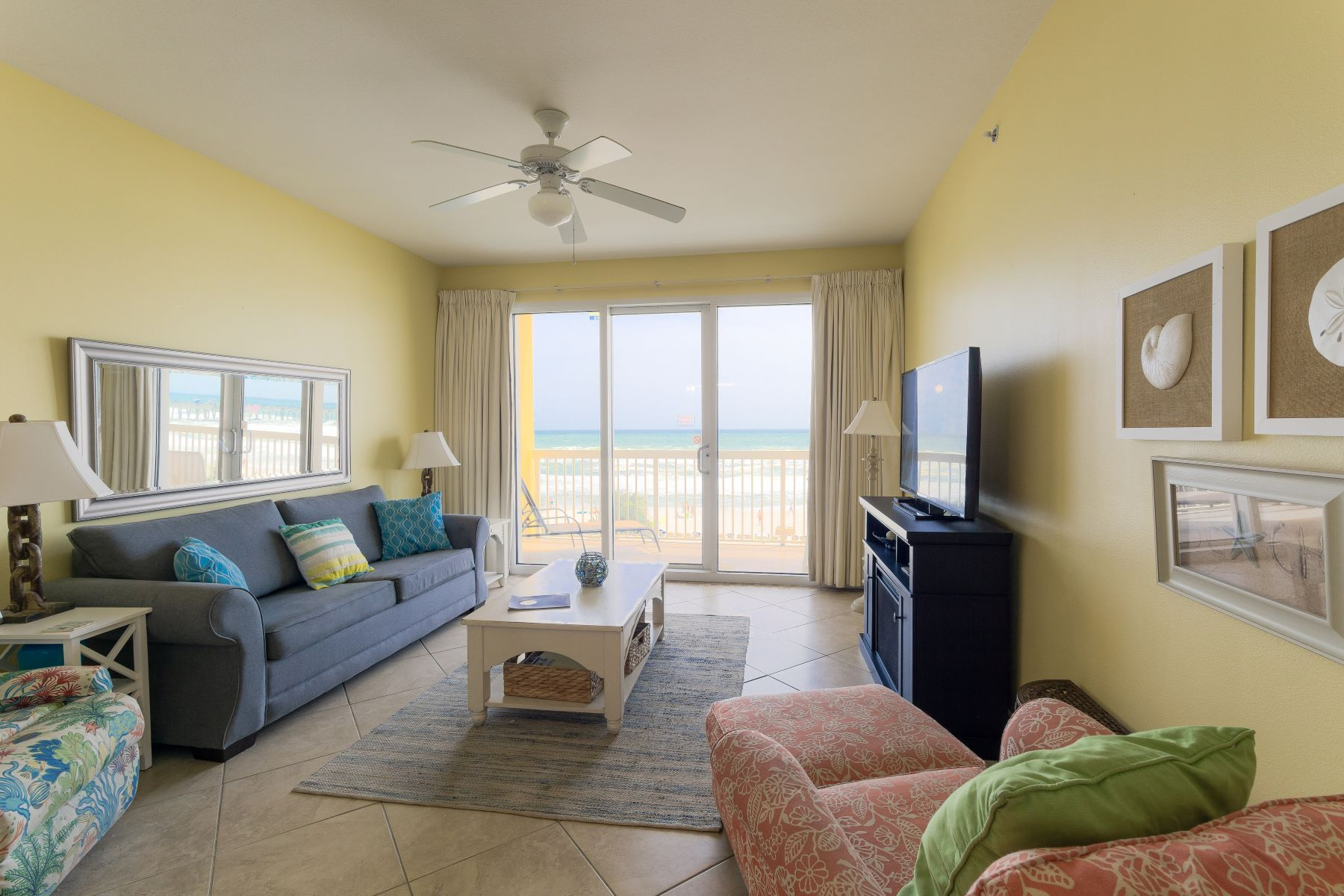 Condominiums for Sale at Low Floor Condo in Prime Location with Investment Opportunity 15817 Front Beach Road 2-308, Panama City Beach, Florida 32413 United States