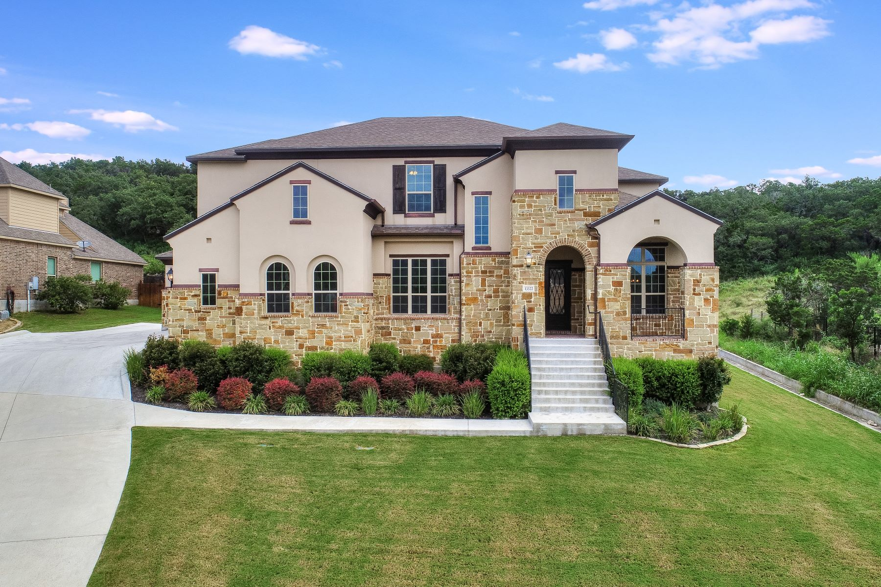 Single Family Homes for Active at 13322 Trotting Path, Helotes, TX 78023 13322 Trotting Path Helotes, Texas 78023 United States