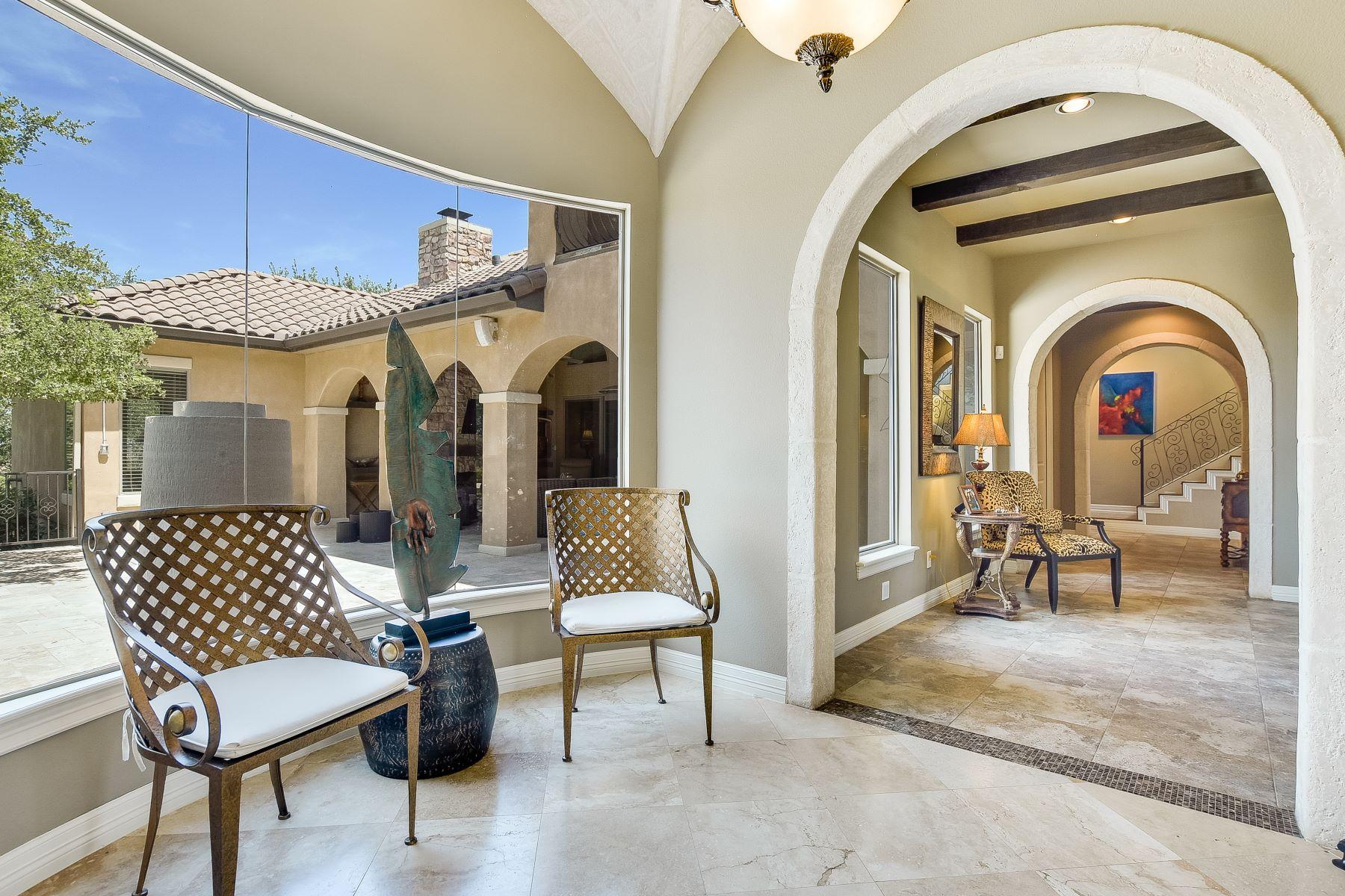 Частный односемейный дом для того Продажа на Breathtaking Masterpiece in Waterford Heights 126 Lismore, San Antonio, Техас, 78260 Соединенные Штаты
