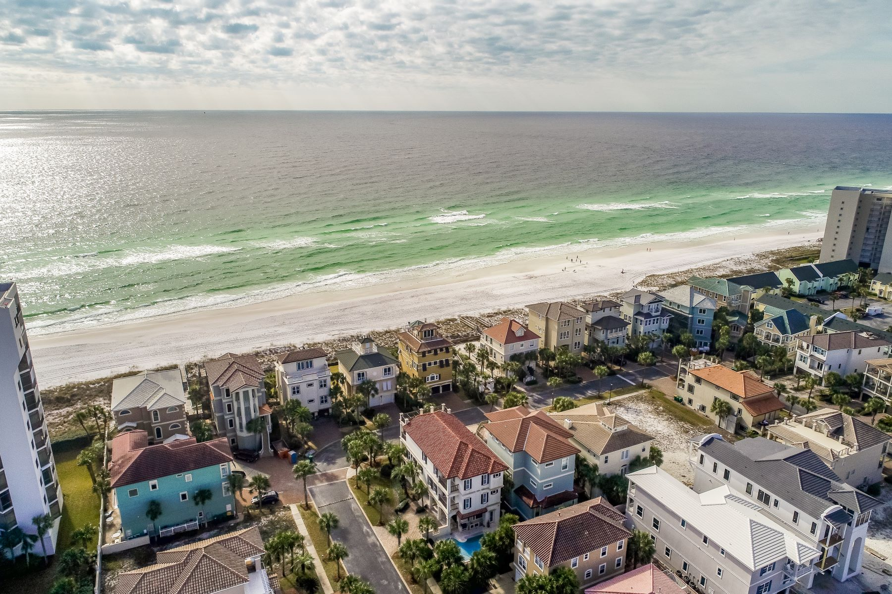 single family homes for Active at Beachfront Residence within the Dunes of Destin 126 Sandprint Circle Destin, Florida 32541 United States