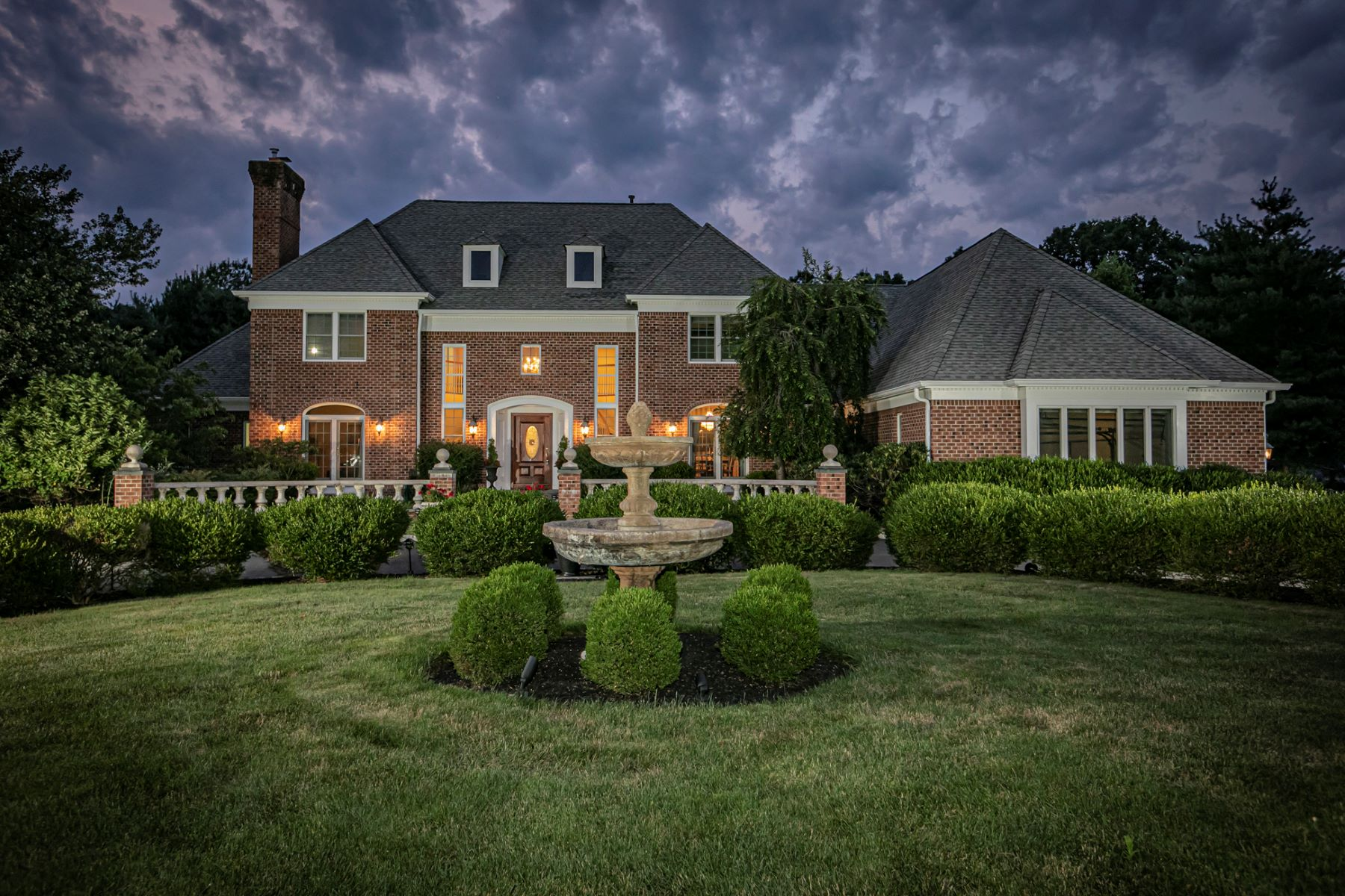 Elegant and Stately In A Serene Setting 56 High Ridge Road, Skillman, Nueva Jersey 08558 Estados Unidos