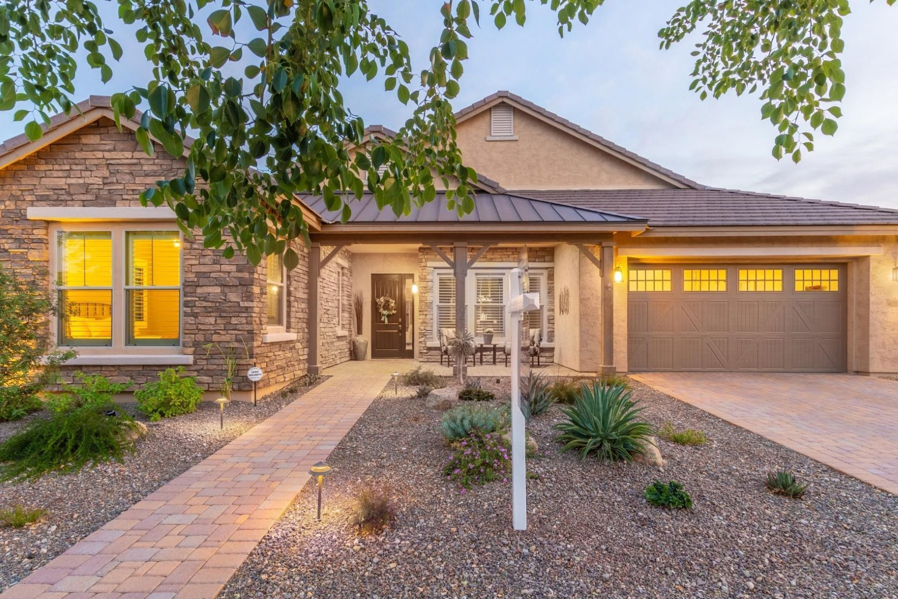 Single Family Homes for Active at Verrado Victory 20987 W Mariposa Street Buckeye, Arizona 85396 United States