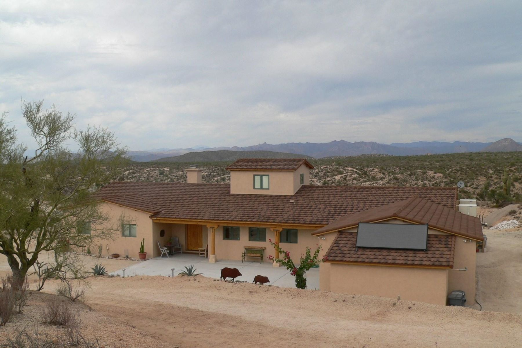 Single Family Homes for Active at Hohokam Spirit Ranch 40262 E Florence-Kelvin Highway Florence, Arizona 85132 United States