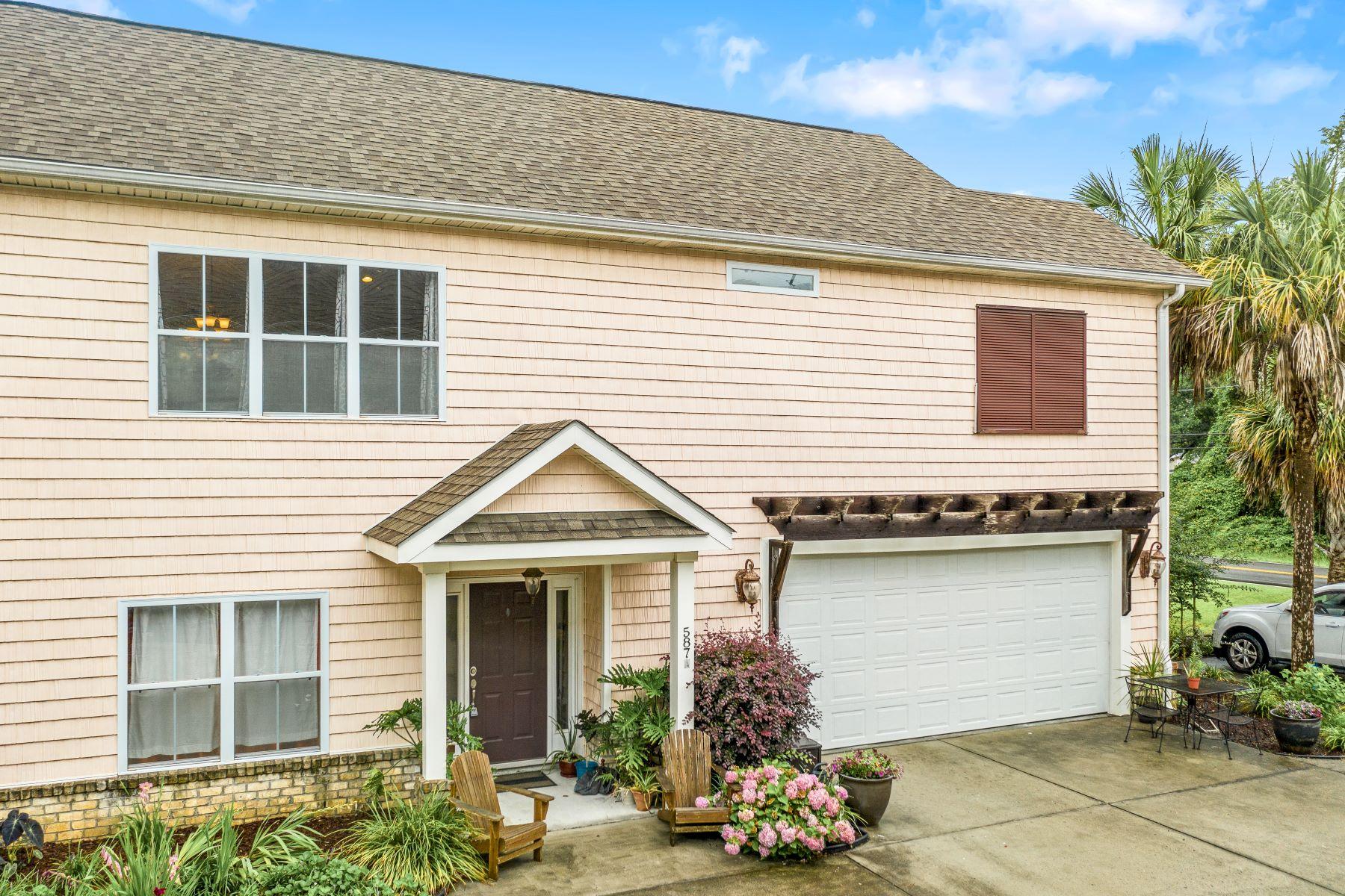 Condominiums por un Venta en 587 Sunnyside Avenue A, Murrells Inlet, SC 29576 587 Sunnyside Avenue, A, Murrells Inlet, Carolina del Sur 29576 Estados Unidos