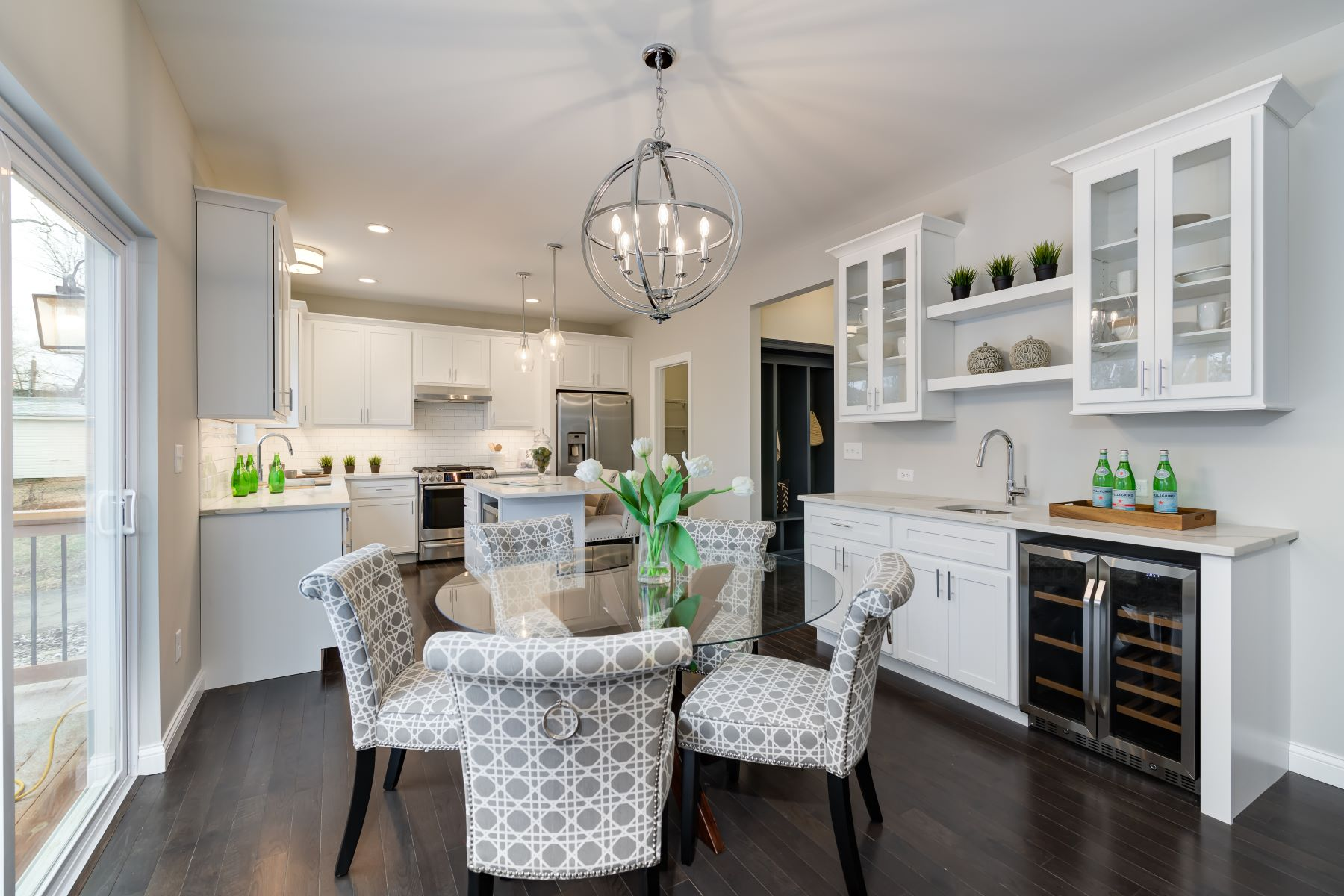 Additional photo for property listing at Beautiful New Construction in Olivette 1111 Collingwood Drive Olivette, Missouri 63132 United States